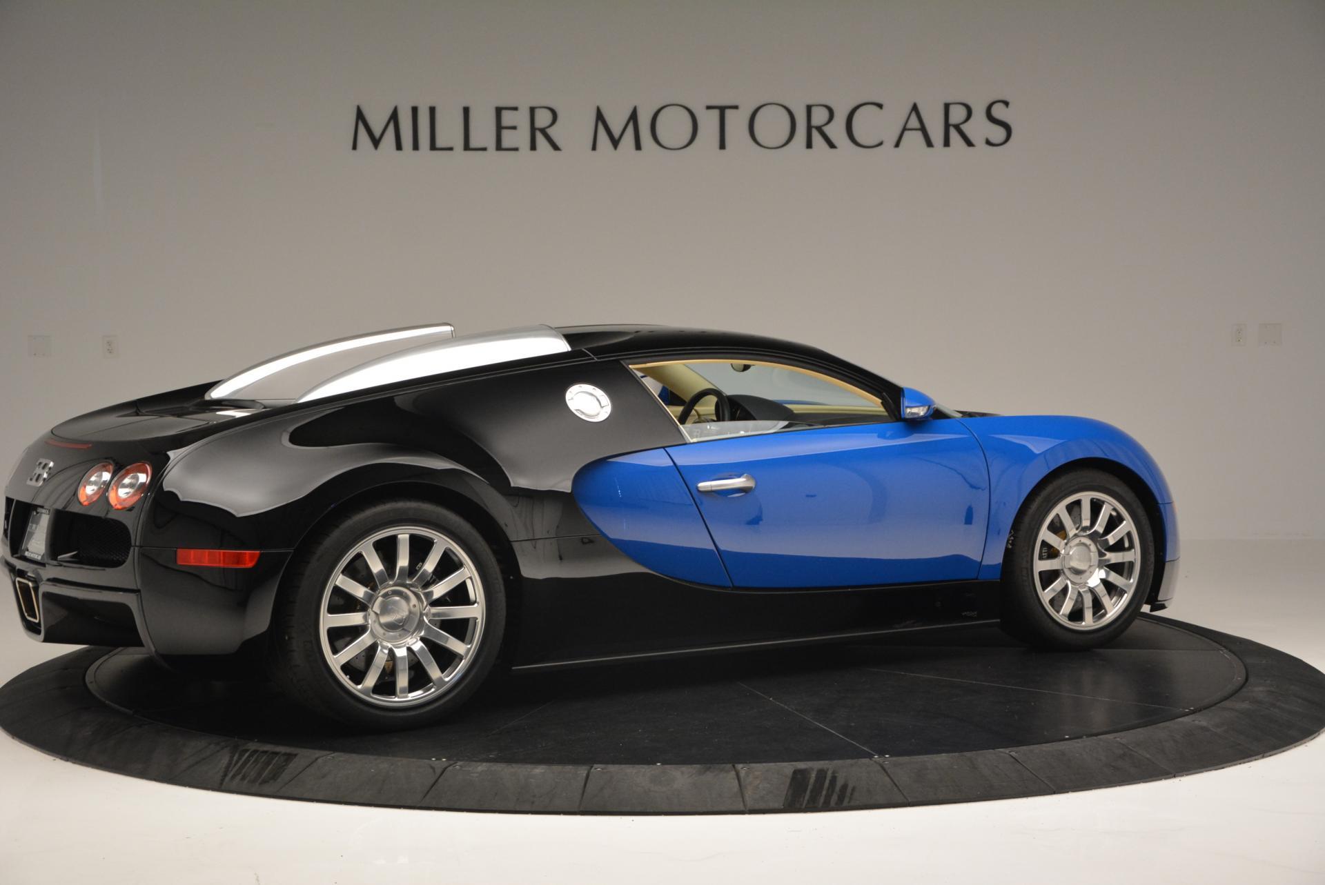 Used 2006 Bugatti Veyron 16.4  For Sale In Greenwich, CT. Alfa Romeo of Greenwich, 6725 43_p13