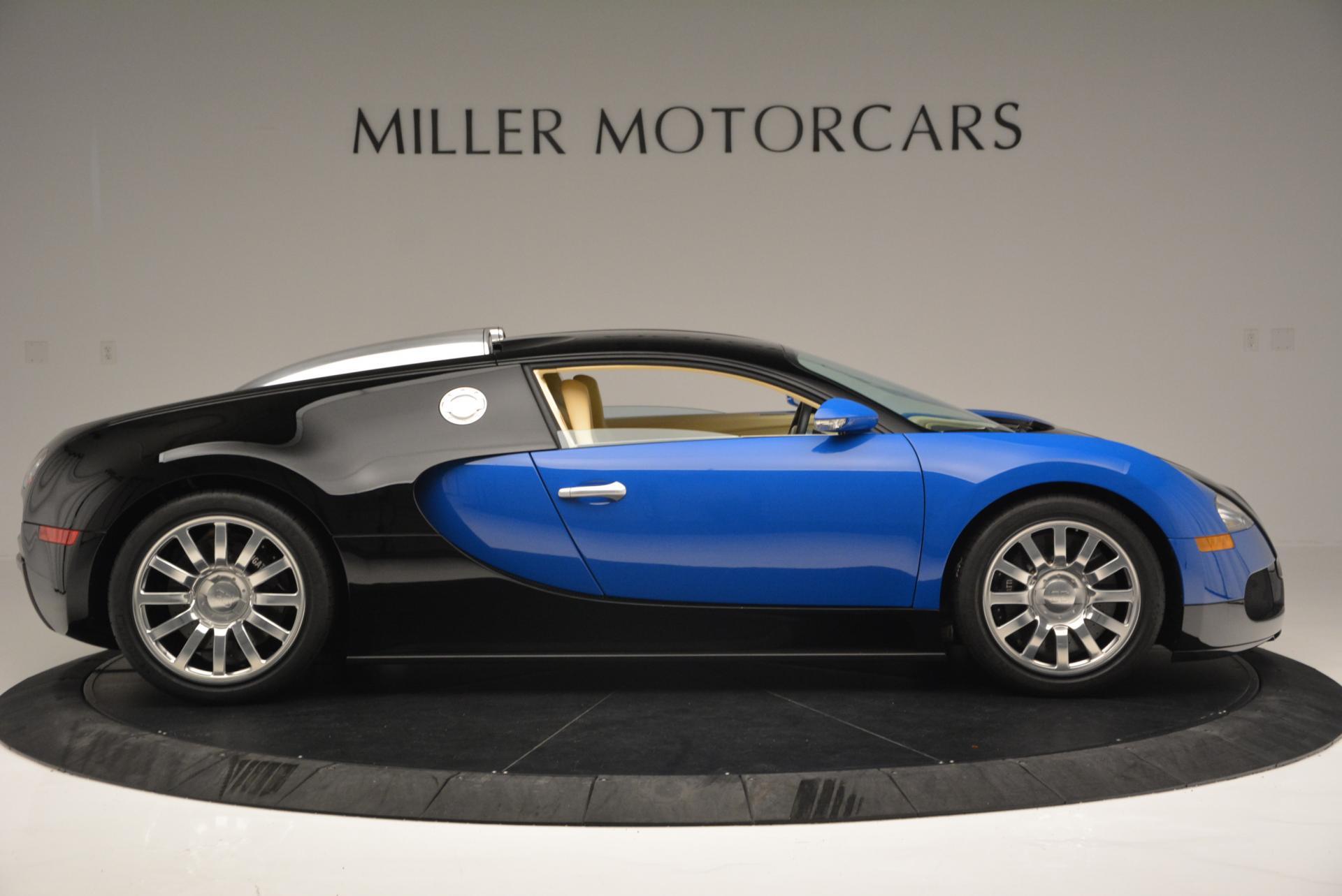Used 2006 Bugatti Veyron 16.4  For Sale In Greenwich, CT. Alfa Romeo of Greenwich, 6725 43_p14