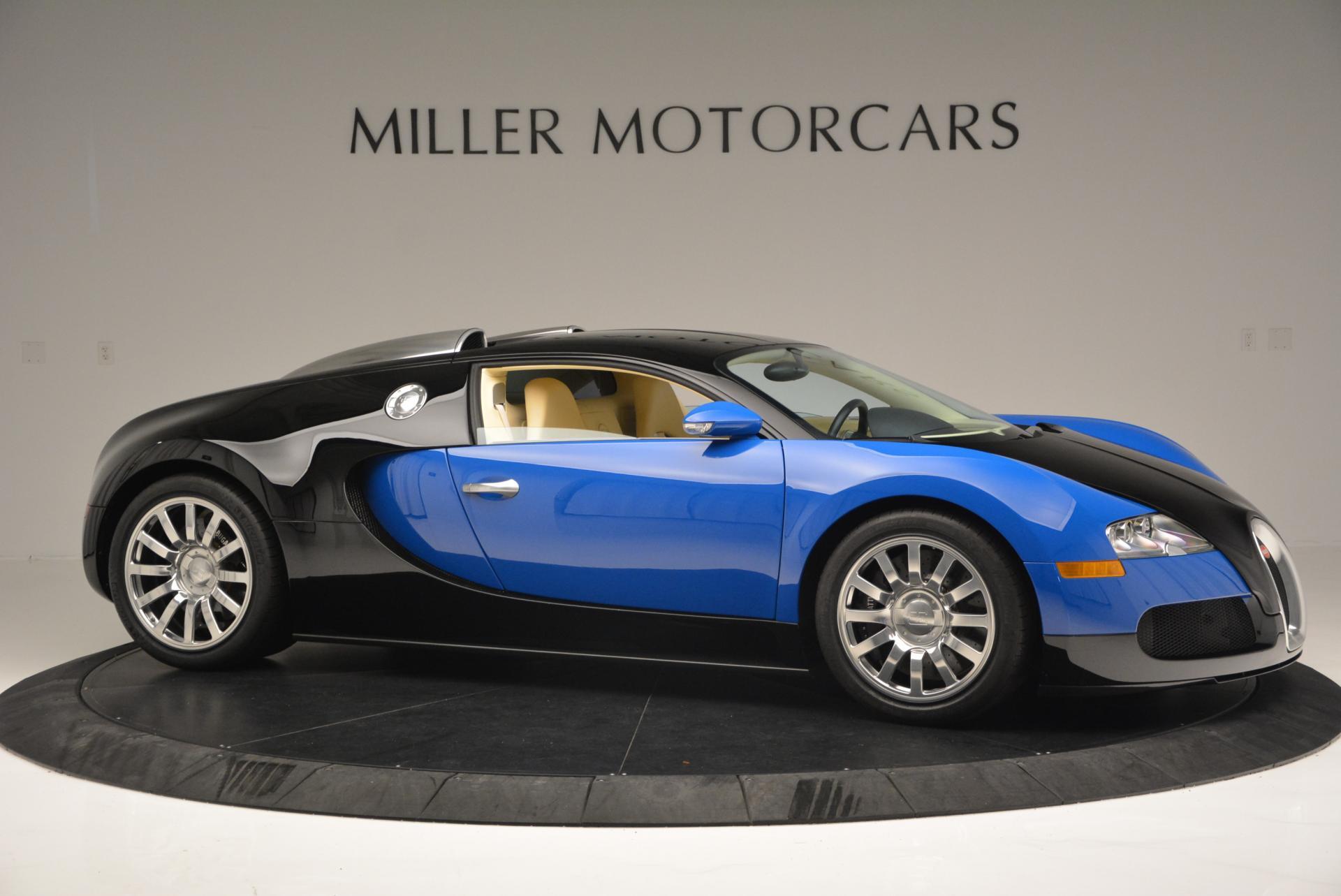Used 2006 Bugatti Veyron 16.4  For Sale In Greenwich, CT. Alfa Romeo of Greenwich, 6725 43_p15