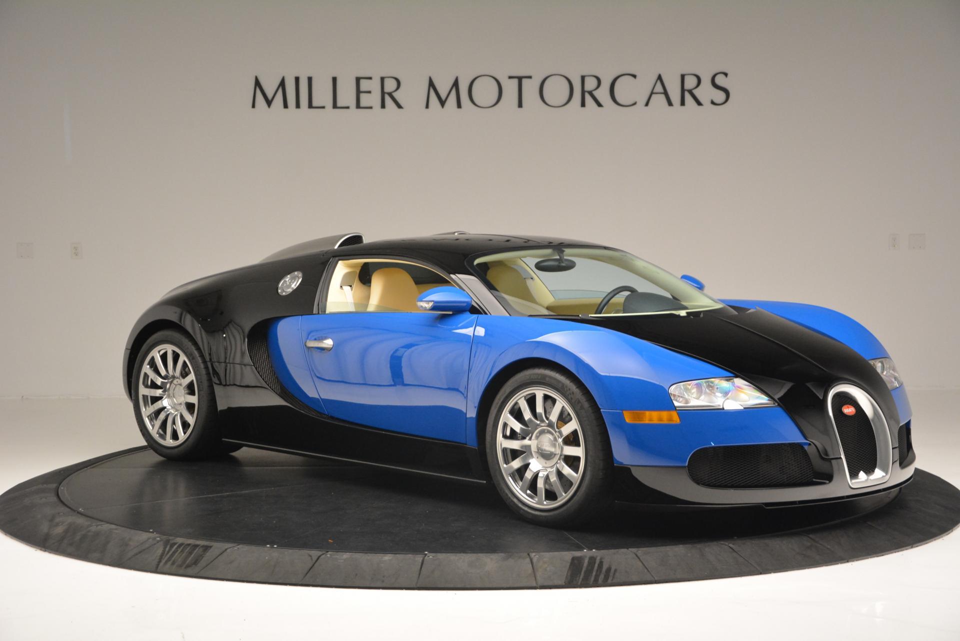 Used 2006 Bugatti Veyron 16.4  For Sale In Greenwich, CT. Alfa Romeo of Greenwich, 6725 43_p16