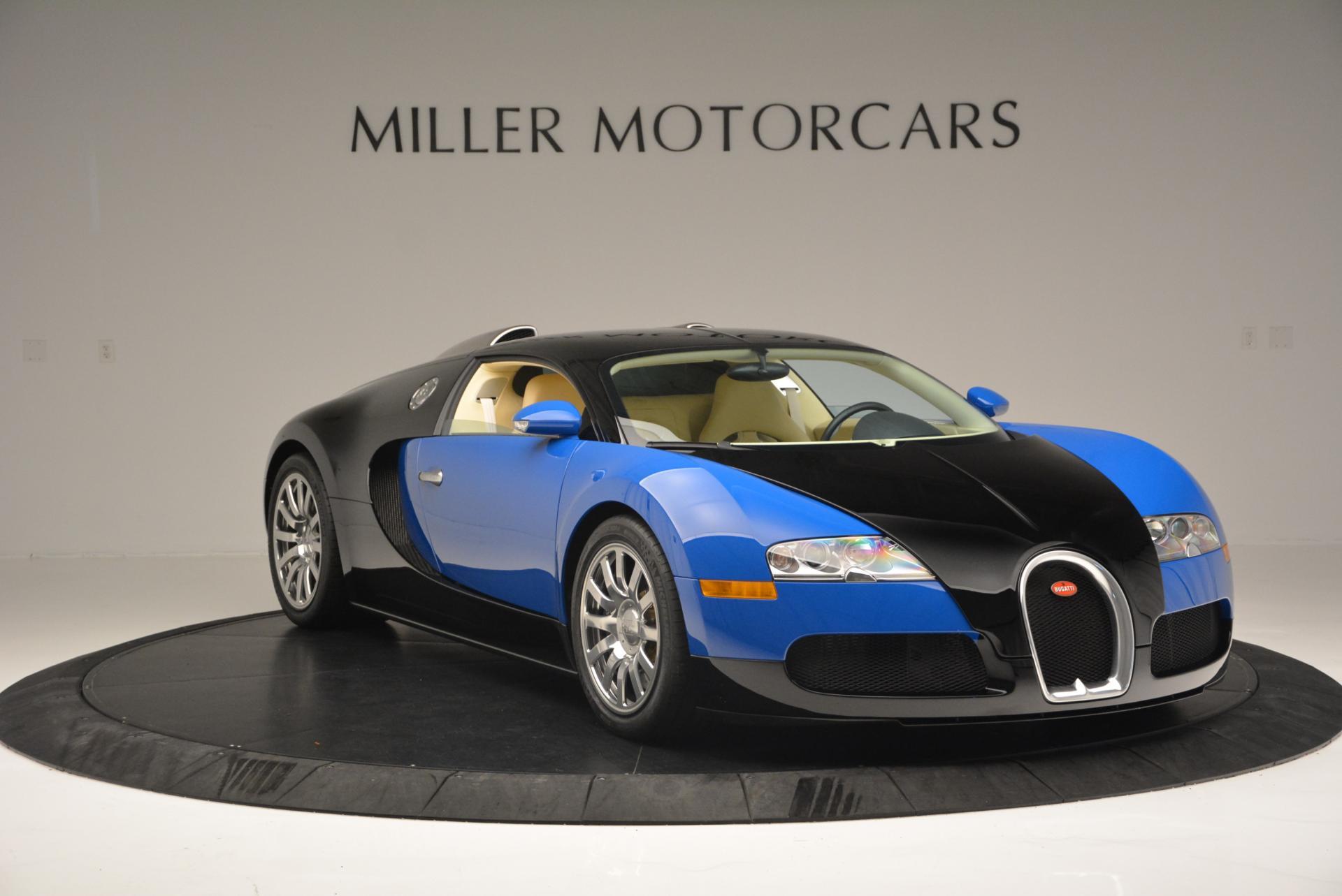 Used 2006 Bugatti Veyron 16.4  For Sale In Greenwich, CT. Alfa Romeo of Greenwich, 6725 43_p17