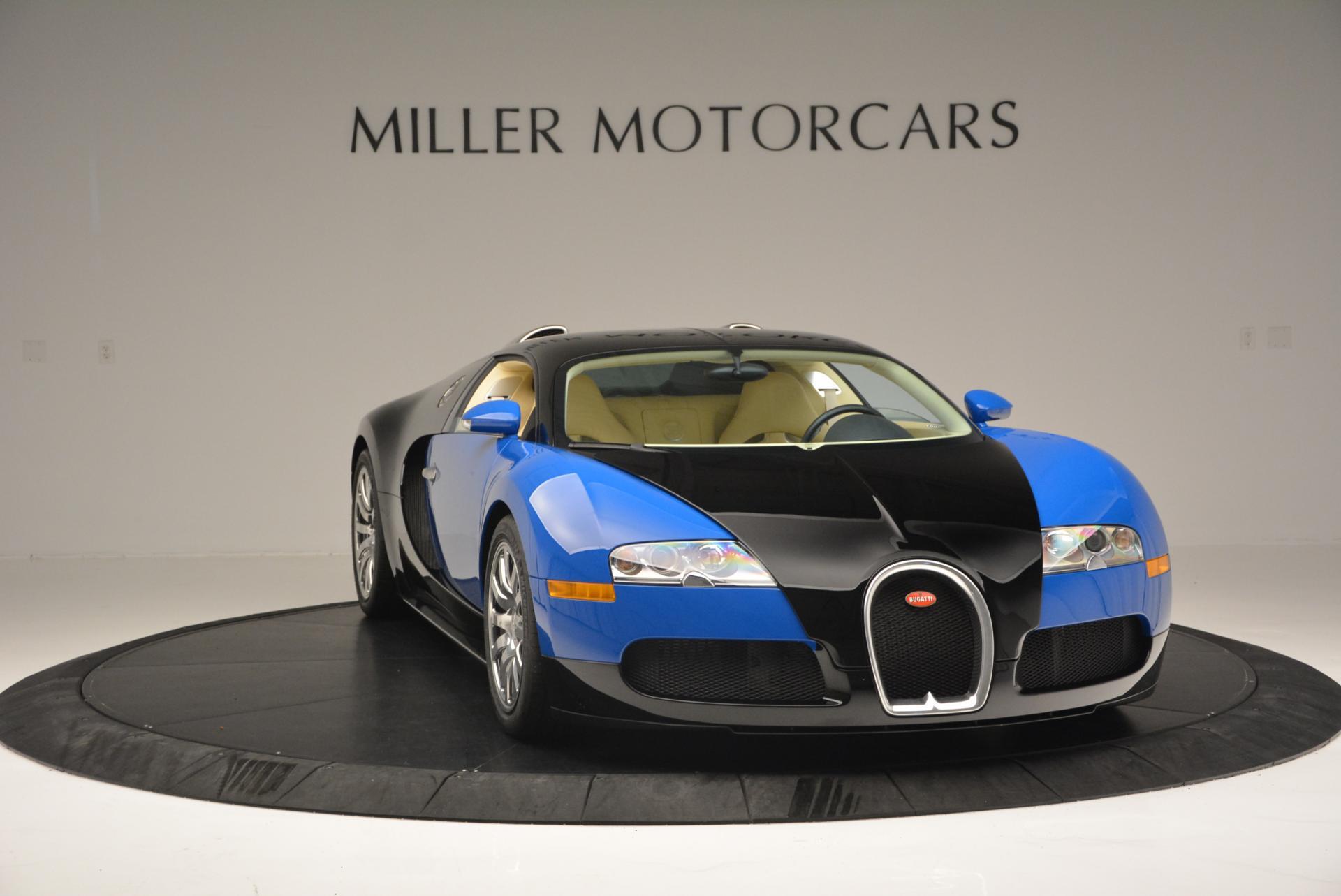 Used 2006 Bugatti Veyron 16.4  For Sale In Greenwich, CT. Alfa Romeo of Greenwich, 6725 43_p18
