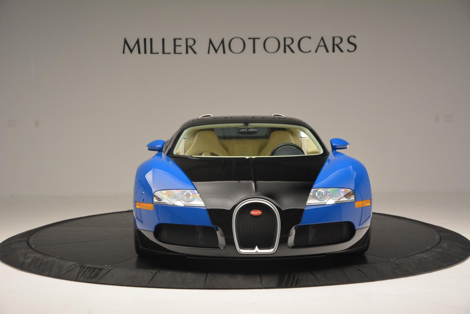 Used 2006 Bugatti Veyron 16.4  For Sale In Greenwich, CT. Alfa Romeo of Greenwich, 6725 43_p19