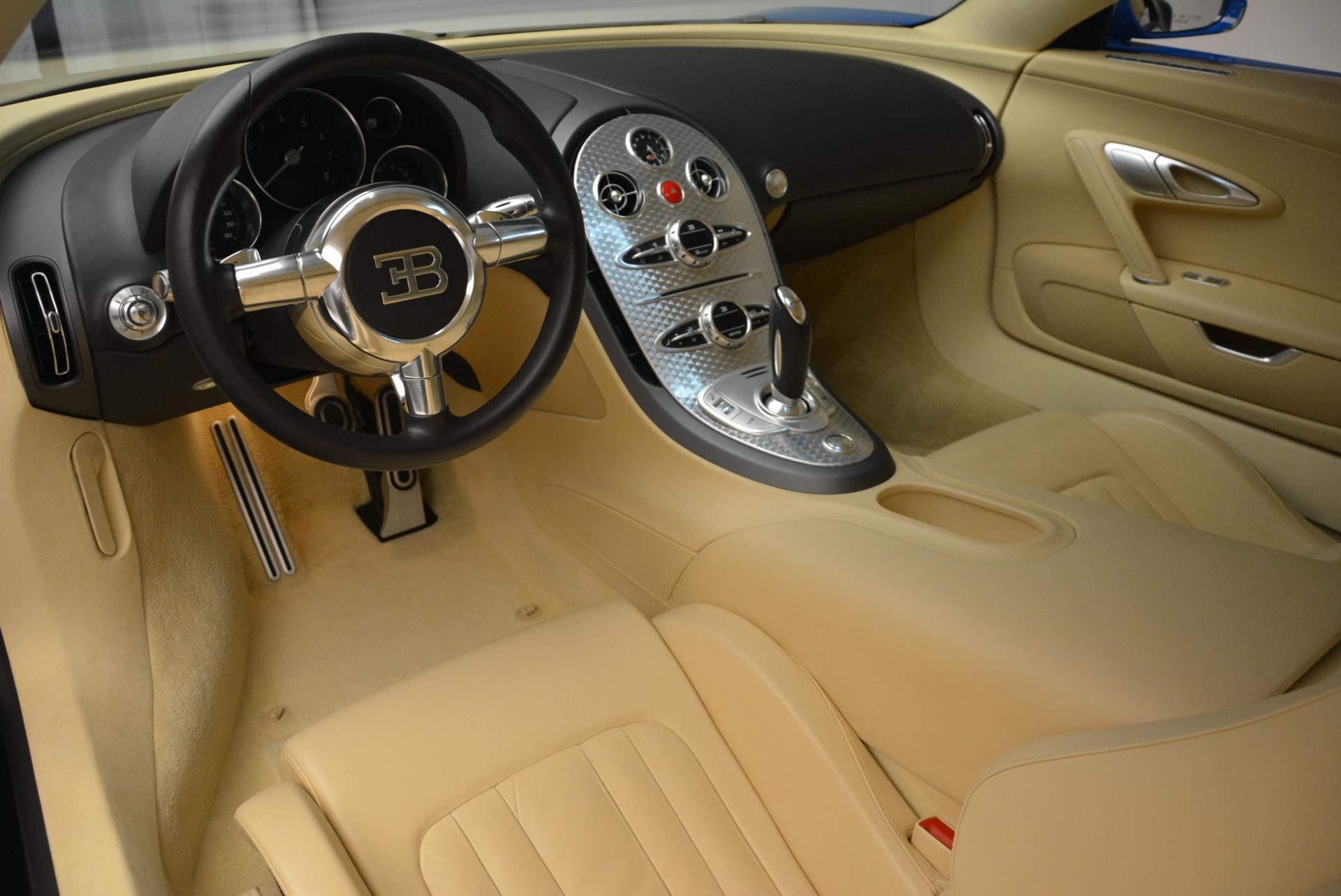 Used 2006 Bugatti Veyron 16.4  For Sale In Greenwich, CT. Alfa Romeo of Greenwich, 6725 43_p20