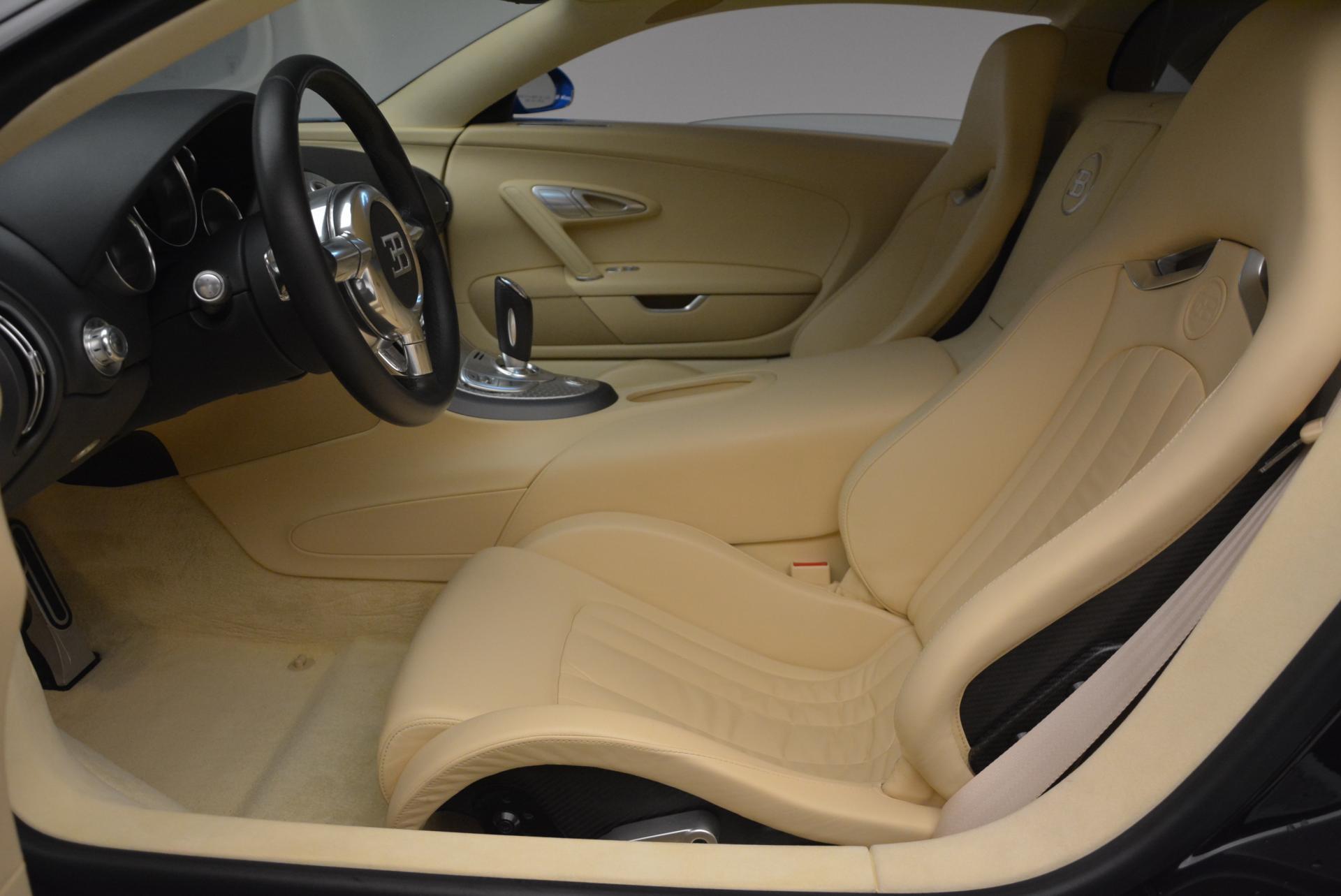 Used 2006 Bugatti Veyron 16.4  For Sale In Greenwich, CT. Alfa Romeo of Greenwich, 6725 43_p21