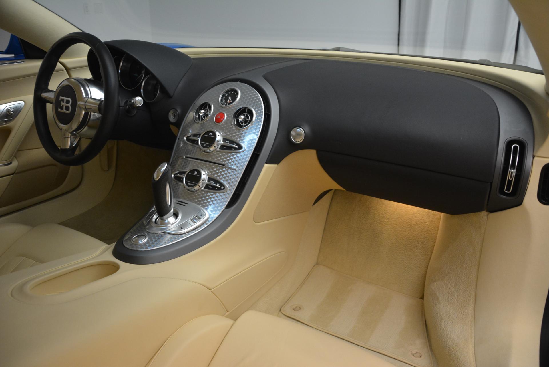 Used 2006 Bugatti Veyron 16.4  For Sale In Greenwich, CT. Alfa Romeo of Greenwich, 6725 43_p24