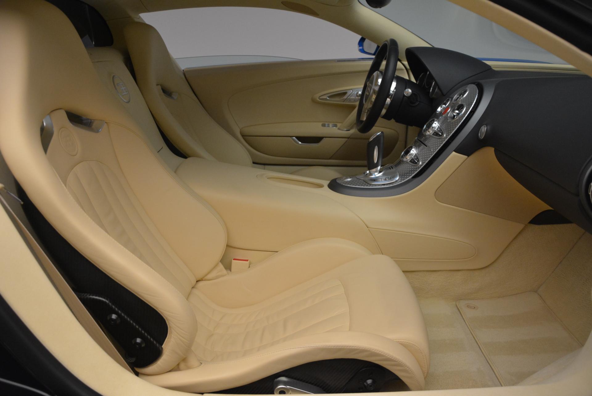 Used 2006 Bugatti Veyron 16.4  For Sale In Greenwich, CT. Alfa Romeo of Greenwich, 6725 43_p25