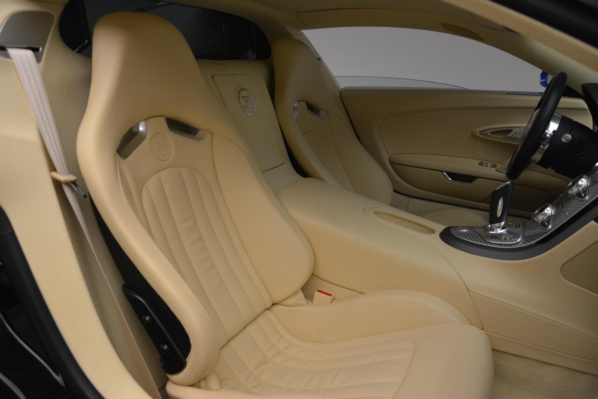 Used 2006 Bugatti Veyron 16.4  For Sale In Greenwich, CT. Alfa Romeo of Greenwich, 6725 43_p26