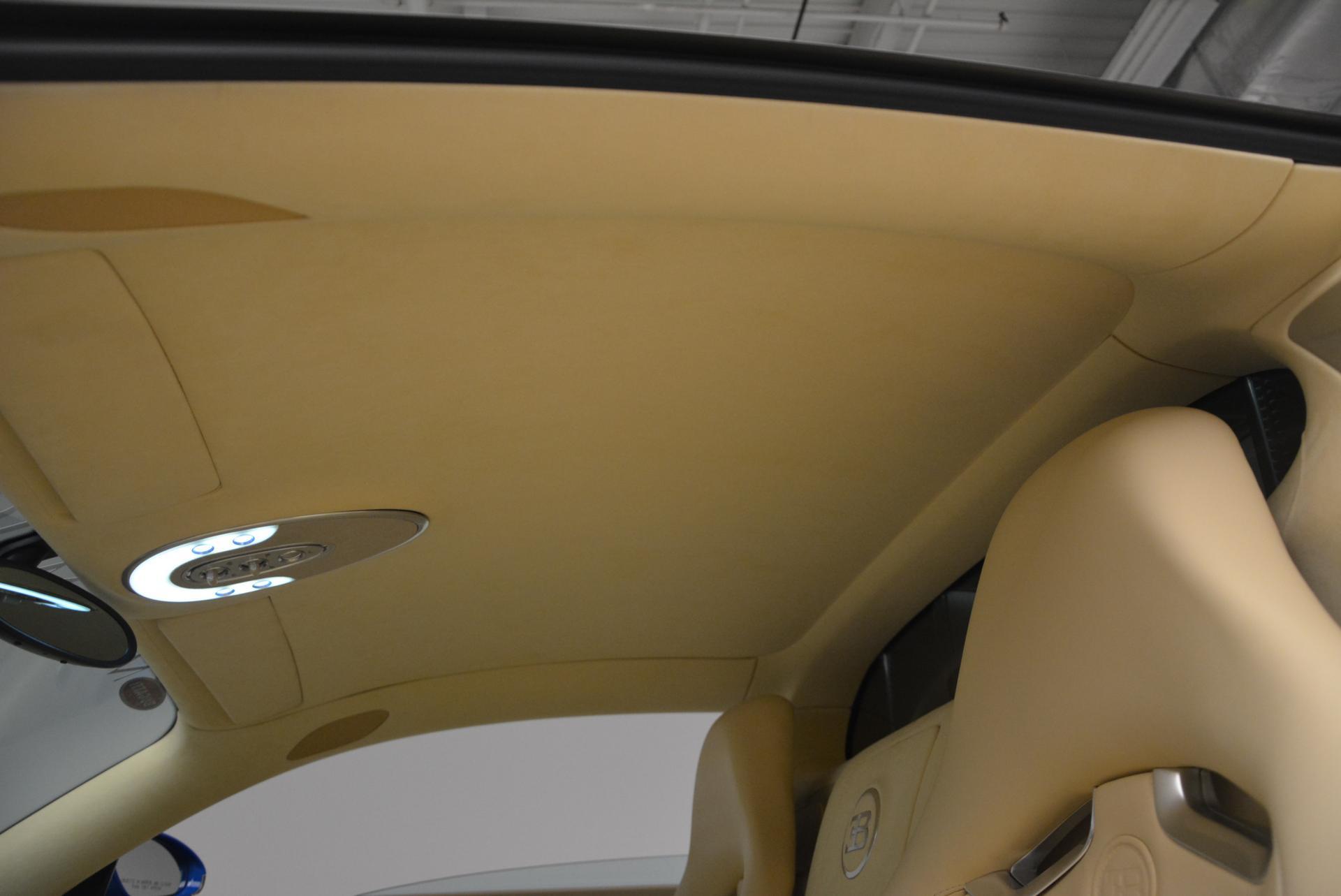 Used 2006 Bugatti Veyron 16.4  For Sale In Greenwich, CT. Alfa Romeo of Greenwich, 6725 43_p27