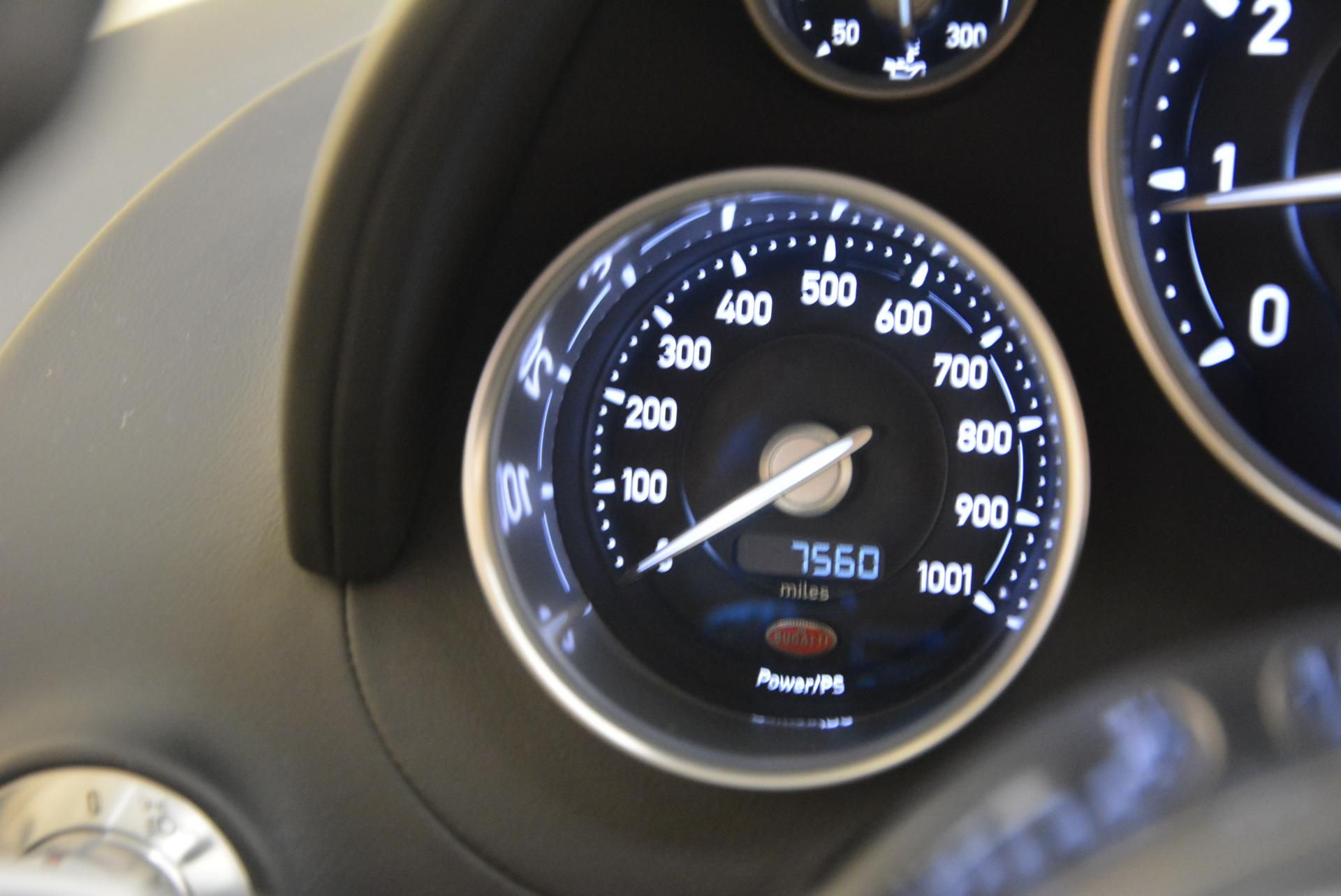 Used 2006 Bugatti Veyron 16.4  For Sale In Greenwich, CT. Alfa Romeo of Greenwich, 6725 43_p28