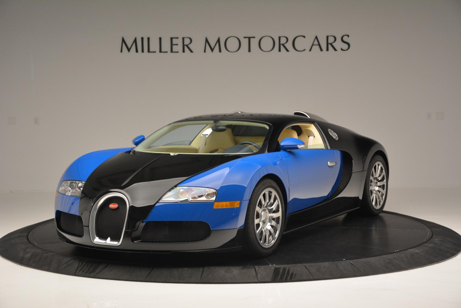 Used 2006 Bugatti Veyron 16.4  For Sale In Greenwich, CT. Alfa Romeo of Greenwich, 6725 43_p2
