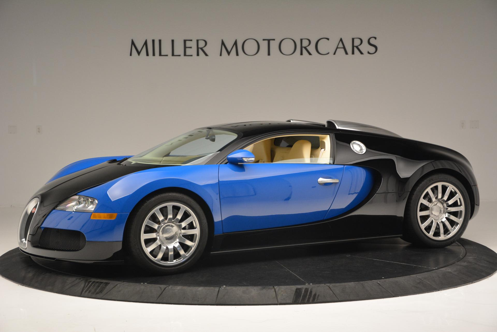 Used 2006 Bugatti Veyron 16.4  For Sale In Greenwich, CT. Alfa Romeo of Greenwich, 6725 43_p4
