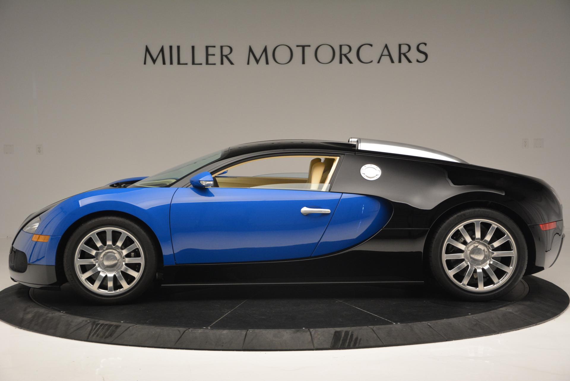 Used 2006 Bugatti Veyron 16.4  For Sale In Greenwich, CT. Alfa Romeo of Greenwich, 6725 43_p5