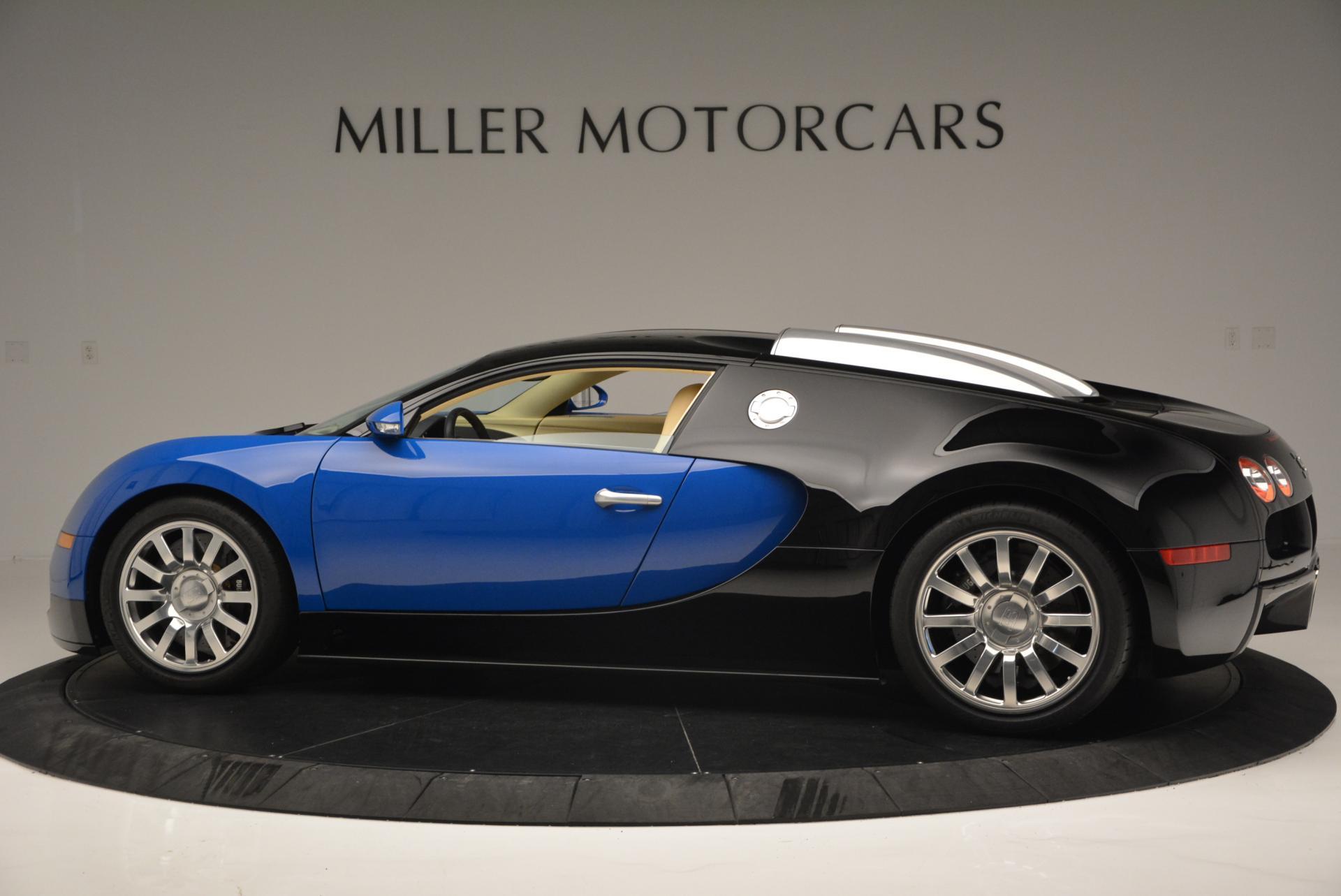 Used 2006 Bugatti Veyron 16.4  For Sale In Greenwich, CT. Alfa Romeo of Greenwich, 6725 43_p6
