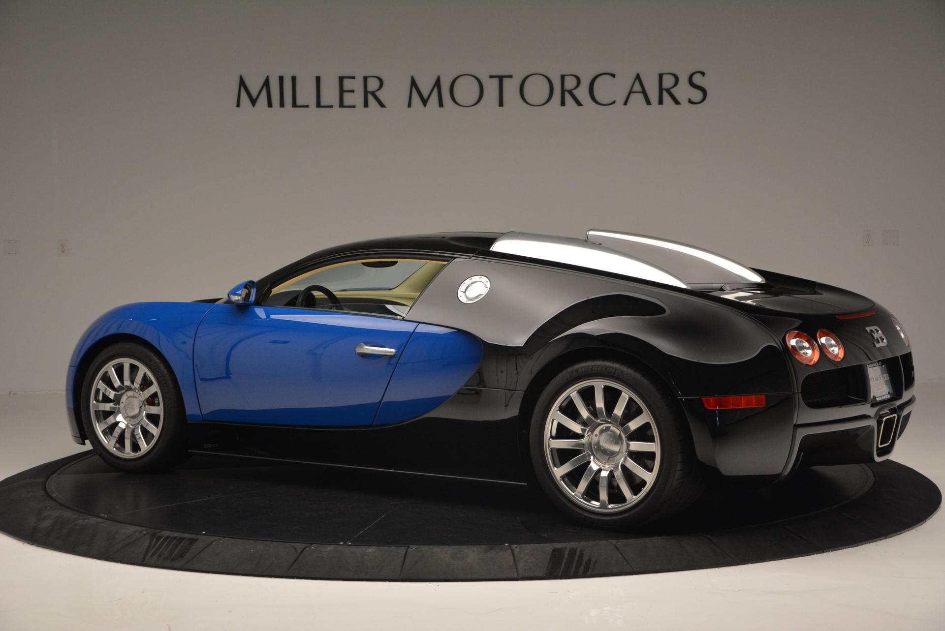 Used 2006 Bugatti Veyron 16.4  For Sale In Greenwich, CT. Alfa Romeo of Greenwich, 6725 43_p7