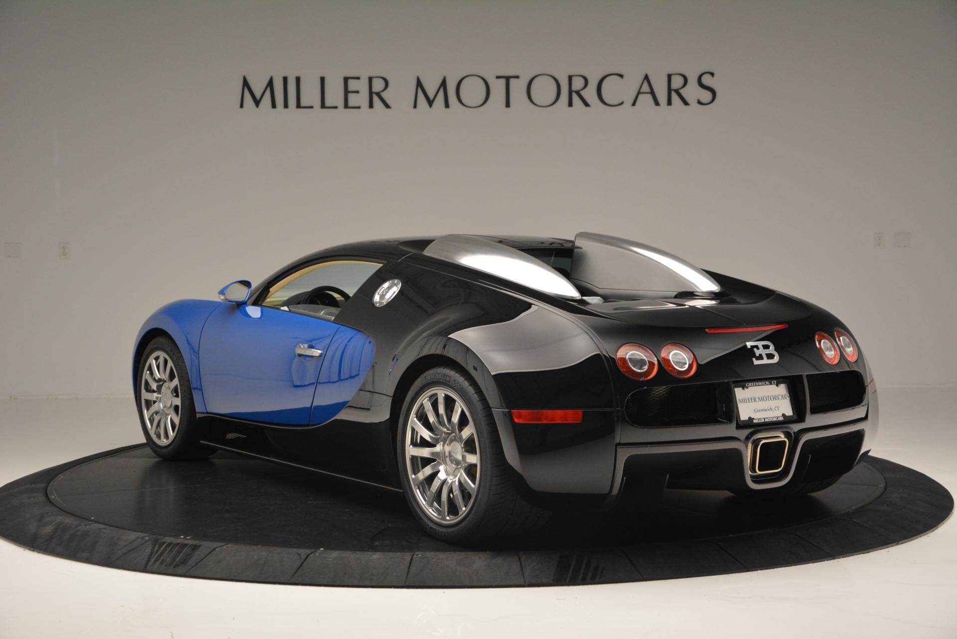 Used 2006 Bugatti Veyron 16.4  For Sale In Greenwich, CT. Alfa Romeo of Greenwich, 6725 43_p8