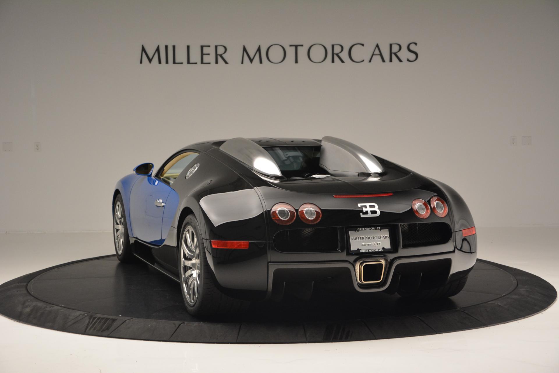 Used 2006 Bugatti Veyron 16.4  For Sale In Greenwich, CT. Alfa Romeo of Greenwich, 6725 43_p9