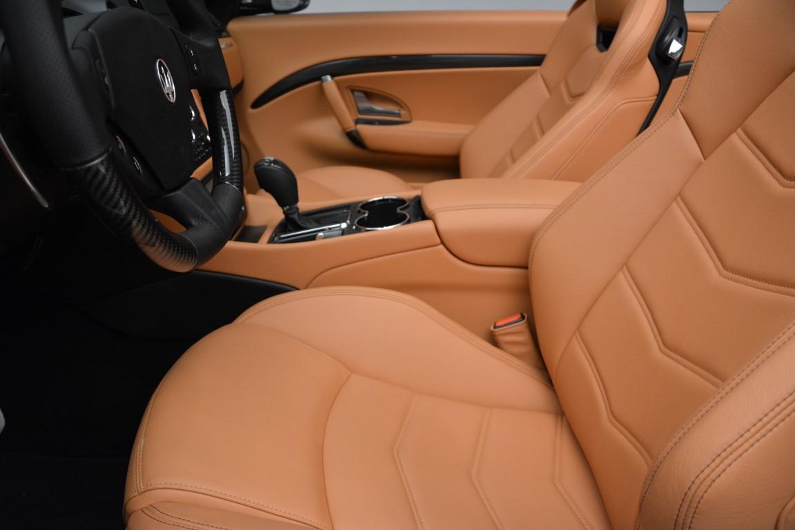 New 2016 Maserati GranTurismo MC For Sale In Greenwich, CT. Alfa Romeo of Greenwich, W199 44_p31