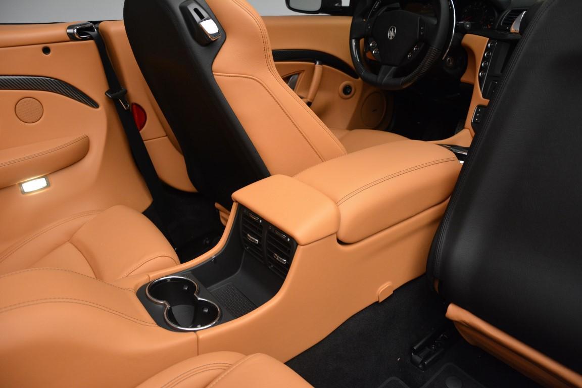 New 2016 Maserati GranTurismo MC For Sale In Greenwich, CT. Alfa Romeo of Greenwich, W199 44_p33