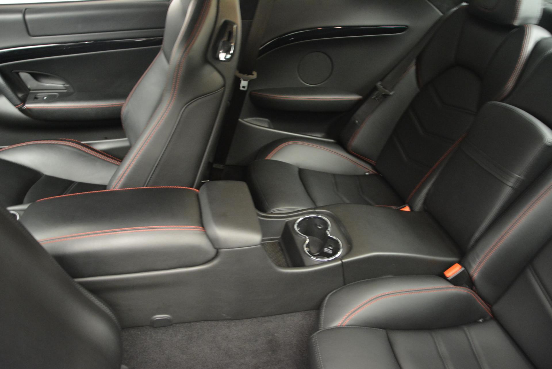 Used 2013 Maserati GranTurismo Sport For Sale In Greenwich, CT. Alfa Romeo of Greenwich, 1264 46_p16