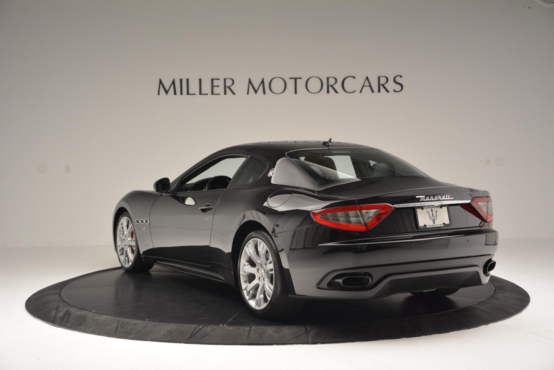 Used 2013 Maserati GranTurismo Sport For Sale In Greenwich, CT. Alfa Romeo of Greenwich, 1264 46_p5