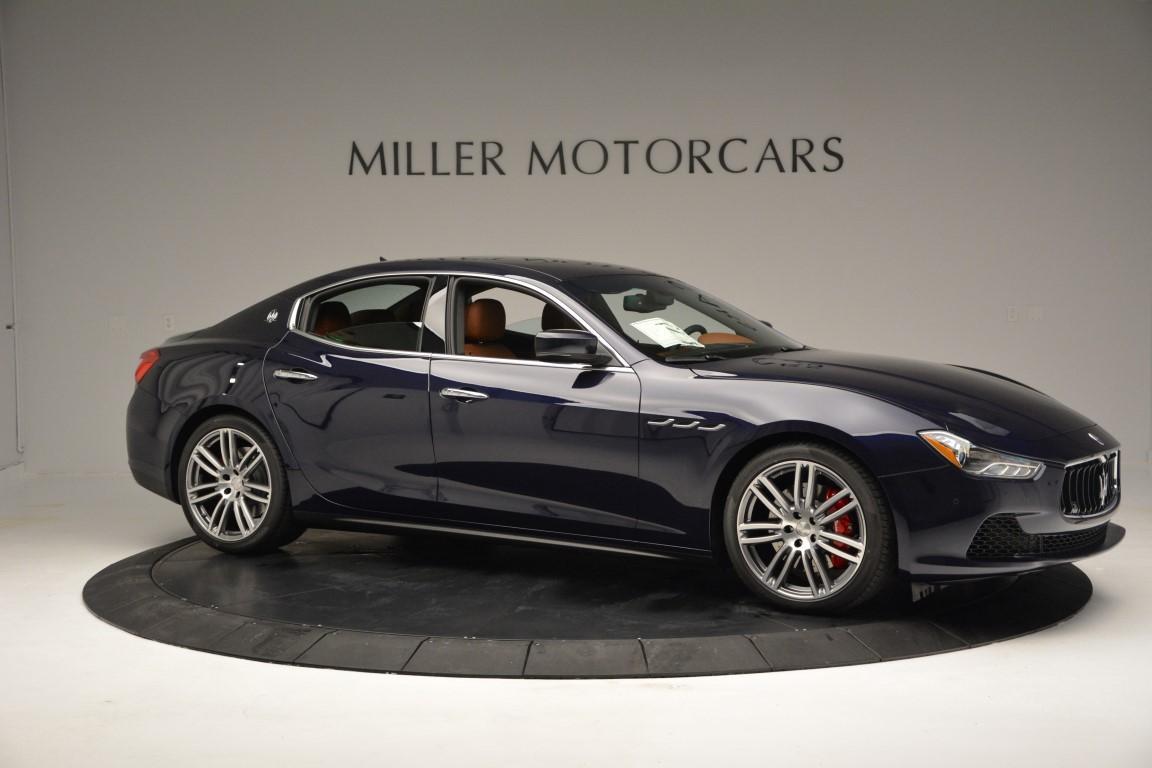 New 2016 Maserati Ghibli S Q4 For Sale In Greenwich, CT. Alfa Romeo of Greenwich, W241 48_p10