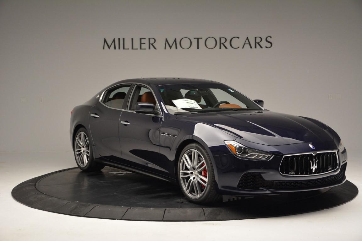 New 2016 Maserati Ghibli S Q4 For Sale In Greenwich, CT. Alfa Romeo of Greenwich, W241 48_p11