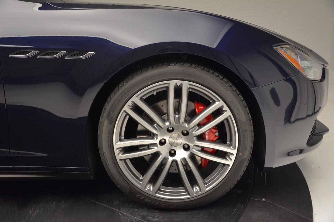 New 2016 Maserati Ghibli S Q4 For Sale In Greenwich, CT. Alfa Romeo of Greenwich, W241 48_p13