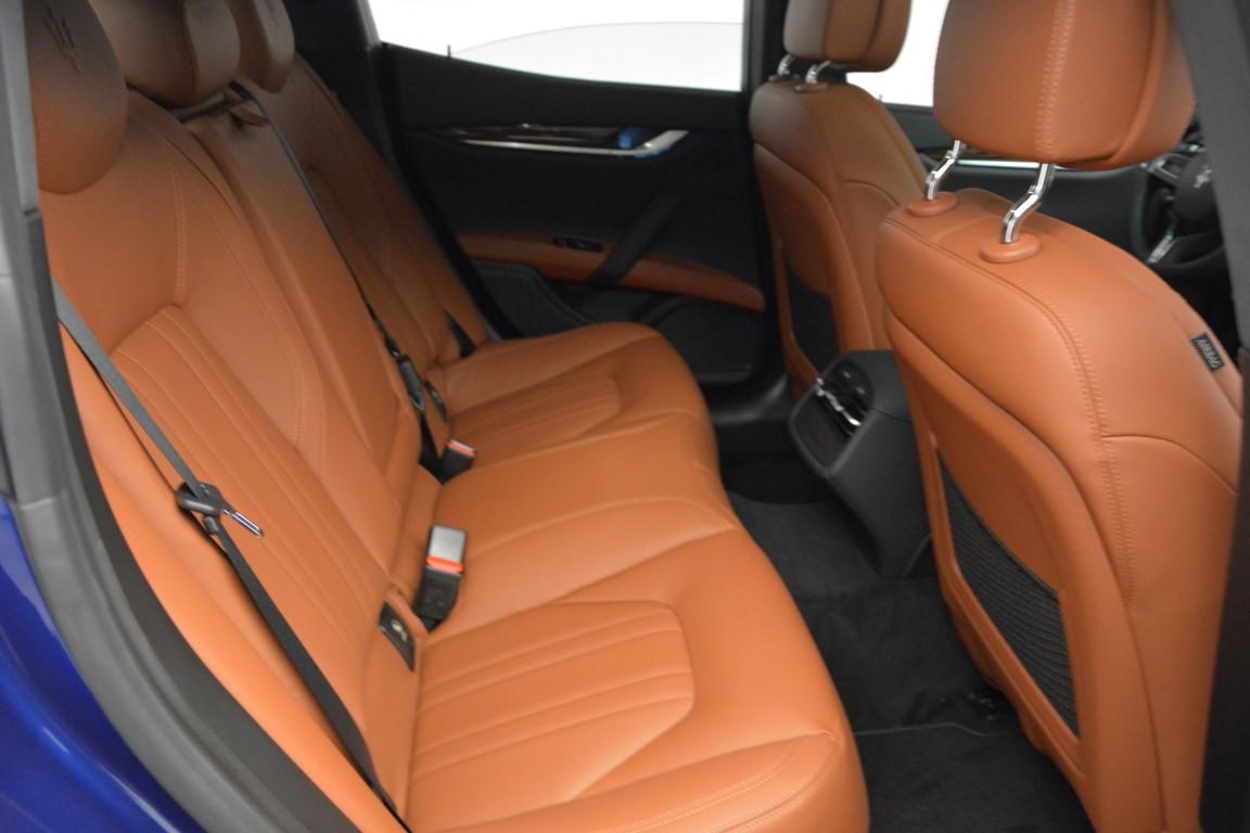 New 2016 Maserati Ghibli S Q4 For Sale In Greenwich, CT. Alfa Romeo of Greenwich, W241 48_p22