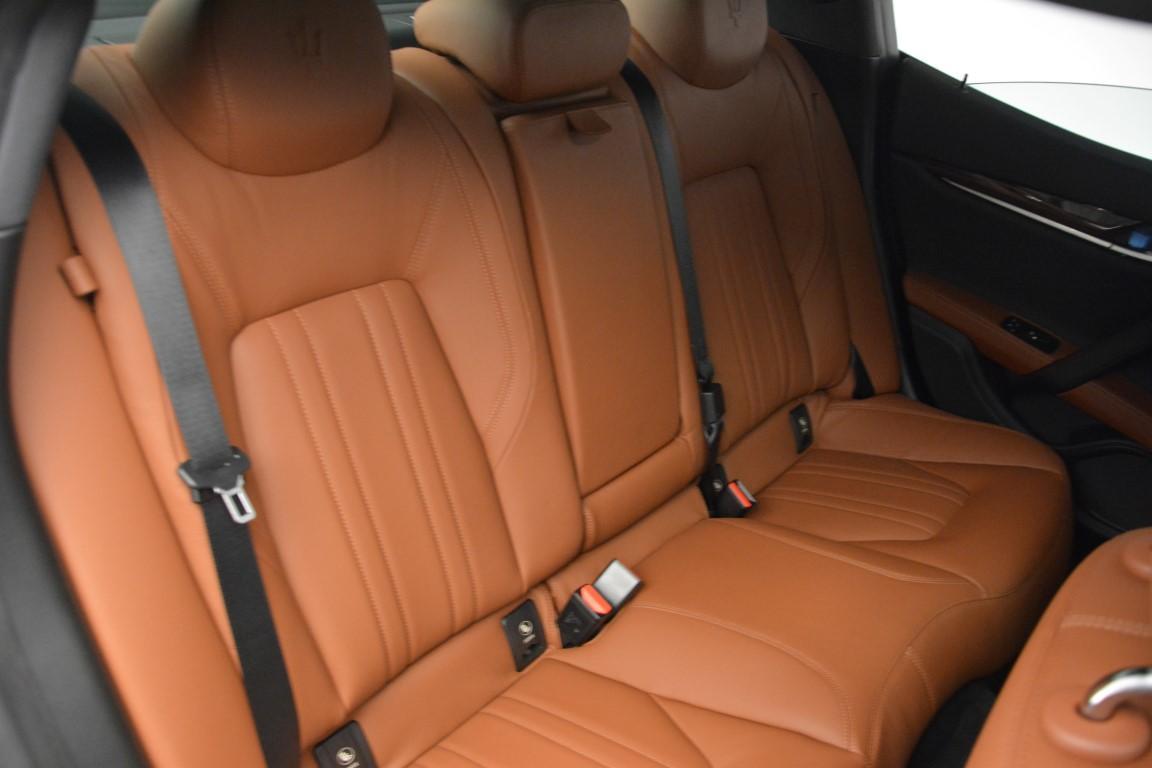 New 2016 Maserati Ghibli S Q4 For Sale In Greenwich, CT. Alfa Romeo of Greenwich, W241 48_p24