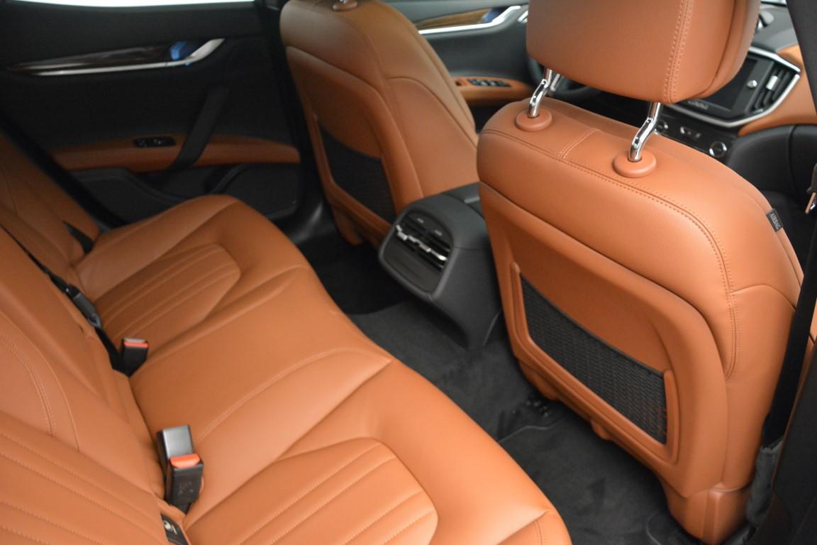 New 2016 Maserati Ghibli S Q4 For Sale In Greenwich, CT. Alfa Romeo of Greenwich, W241 48_p25