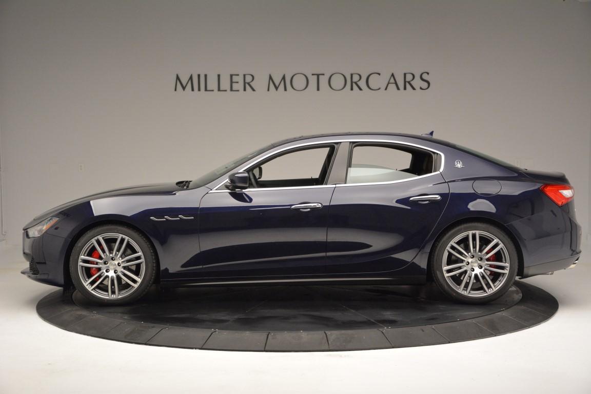 New 2016 Maserati Ghibli S Q4 For Sale In Greenwich, CT. Alfa Romeo of Greenwich, W241 48_p3