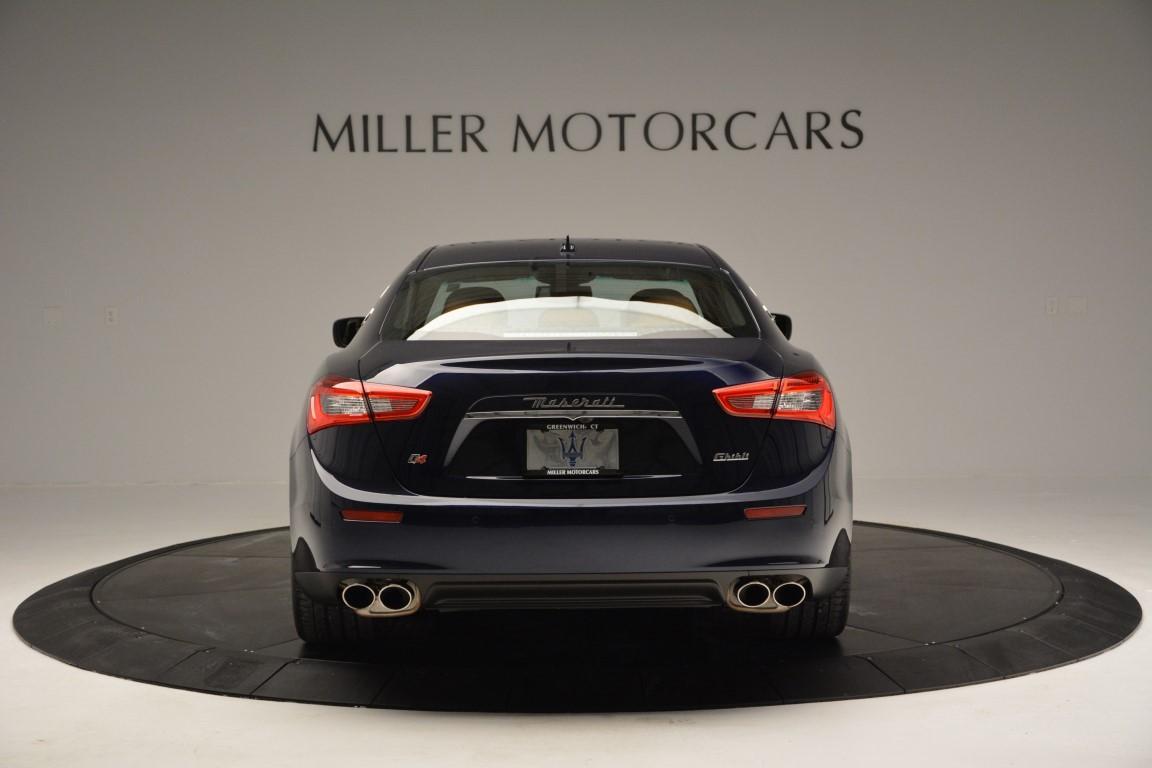 New 2016 Maserati Ghibli S Q4 For Sale In Greenwich, CT. Alfa Romeo of Greenwich, W241 48_p6