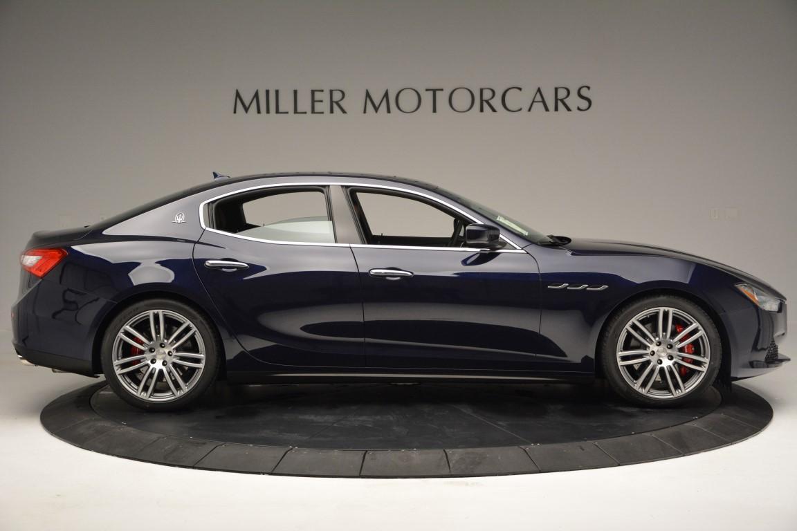 New 2016 Maserati Ghibli S Q4 For Sale In Greenwich, CT. Alfa Romeo of Greenwich, W241 48_p9