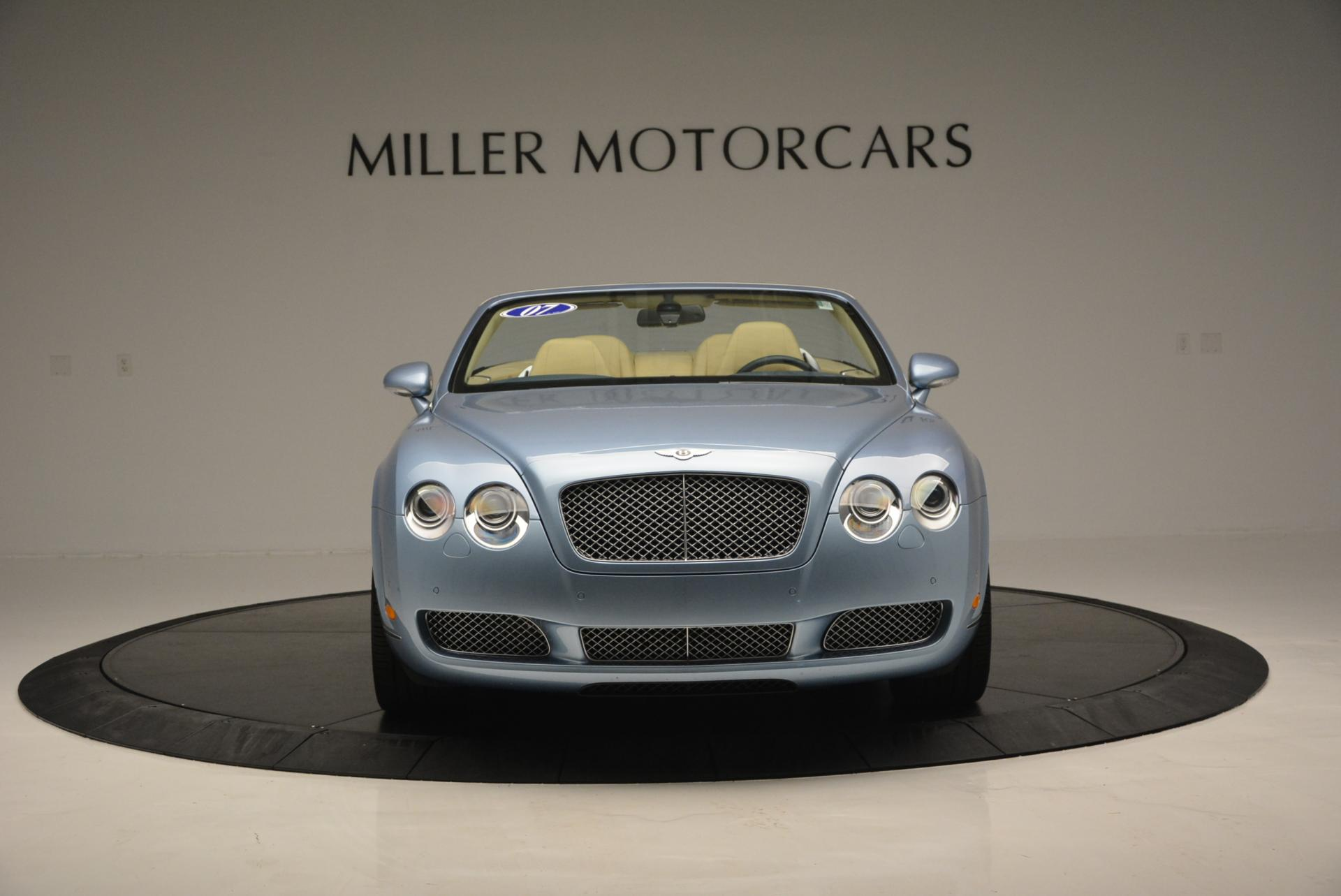 Used 2007 Bentley Continental GTC  For Sale In Greenwich, CT. Alfa Romeo of Greenwich, B1159A 495_p11