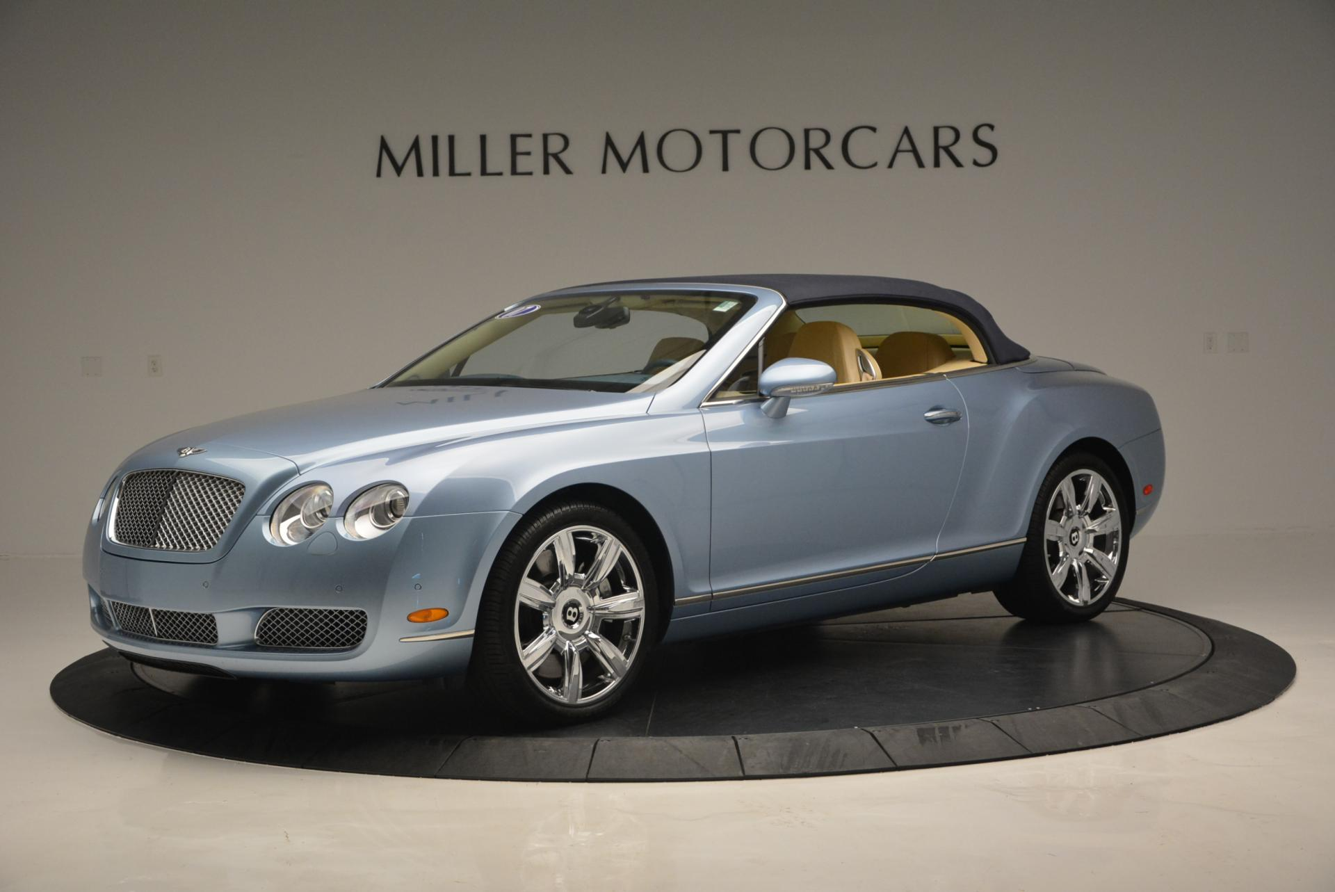 Used 2007 Bentley Continental GTC  For Sale In Greenwich, CT. Alfa Romeo of Greenwich, B1159A 495_p14