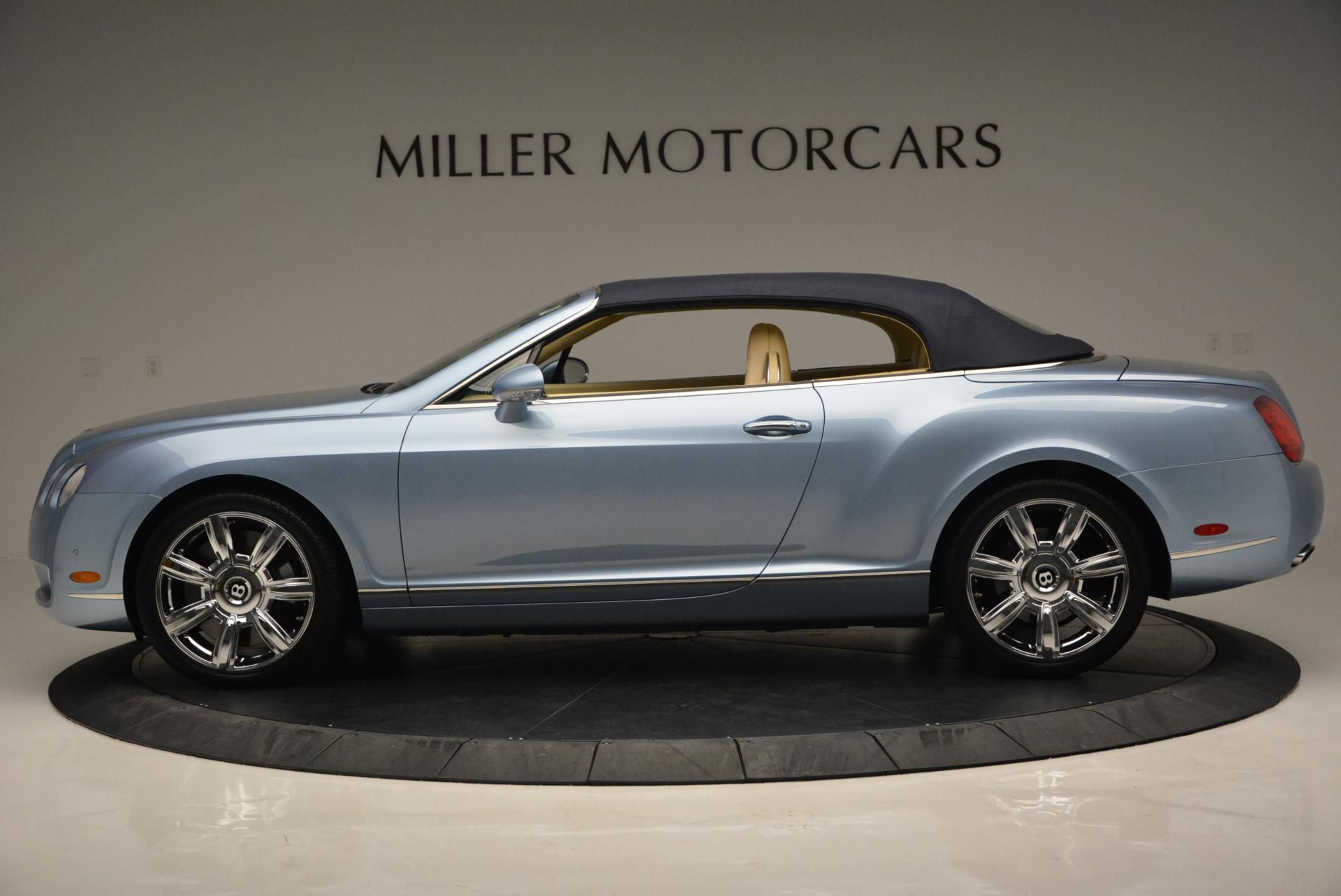 Used 2007 Bentley Continental GTC  For Sale In Greenwich, CT. Alfa Romeo of Greenwich, B1159A 495_p15
