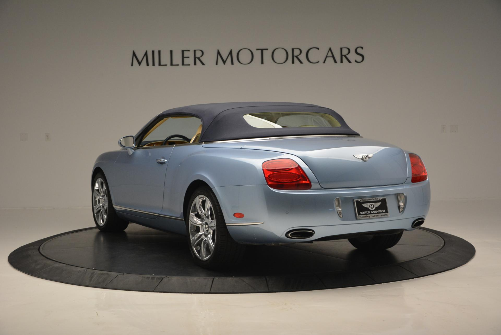 Used 2007 Bentley Continental GTC  For Sale In Greenwich, CT. Alfa Romeo of Greenwich, B1159A 495_p17