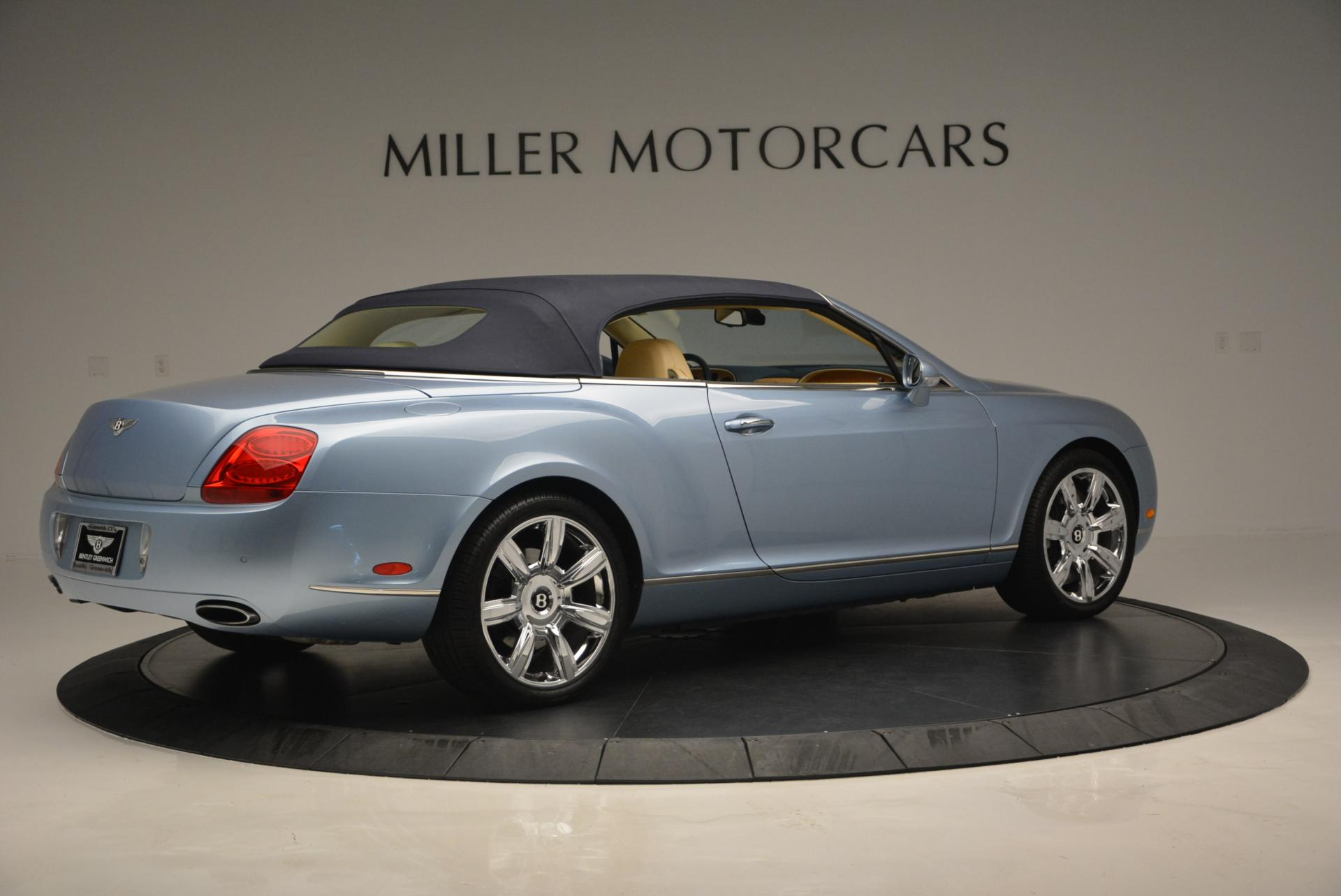 Used 2007 Bentley Continental GTC  For Sale In Greenwich, CT. Alfa Romeo of Greenwich, B1159A 495_p20