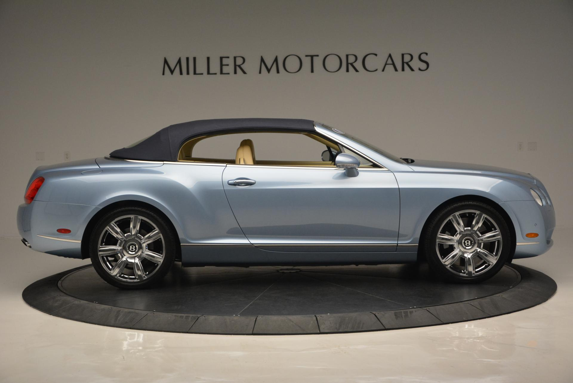 Used 2007 Bentley Continental GTC  For Sale In Greenwich, CT. Alfa Romeo of Greenwich, B1159A 495_p21