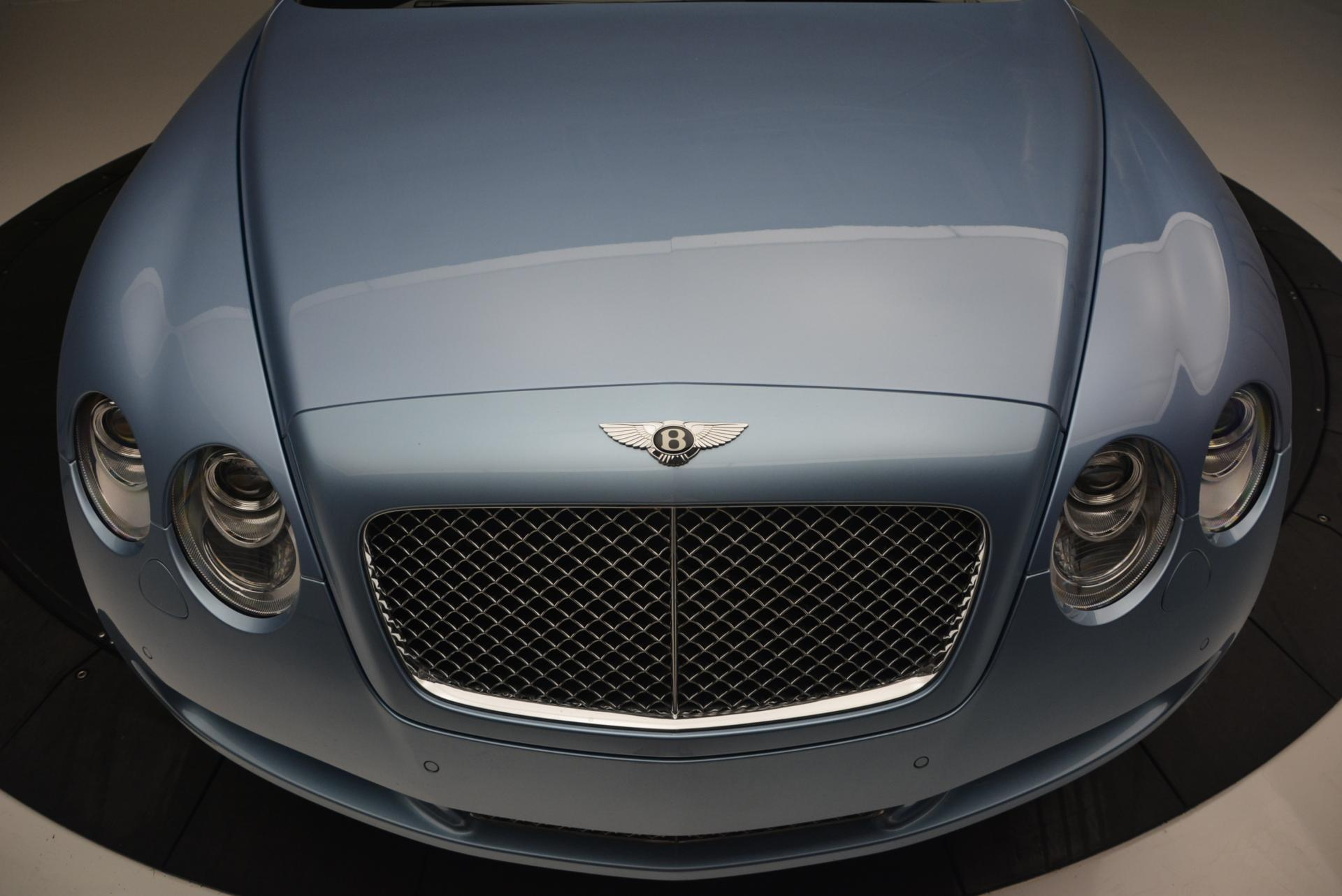 Used 2007 Bentley Continental GTC  For Sale In Greenwich, CT. Alfa Romeo of Greenwich, B1159A 495_p24