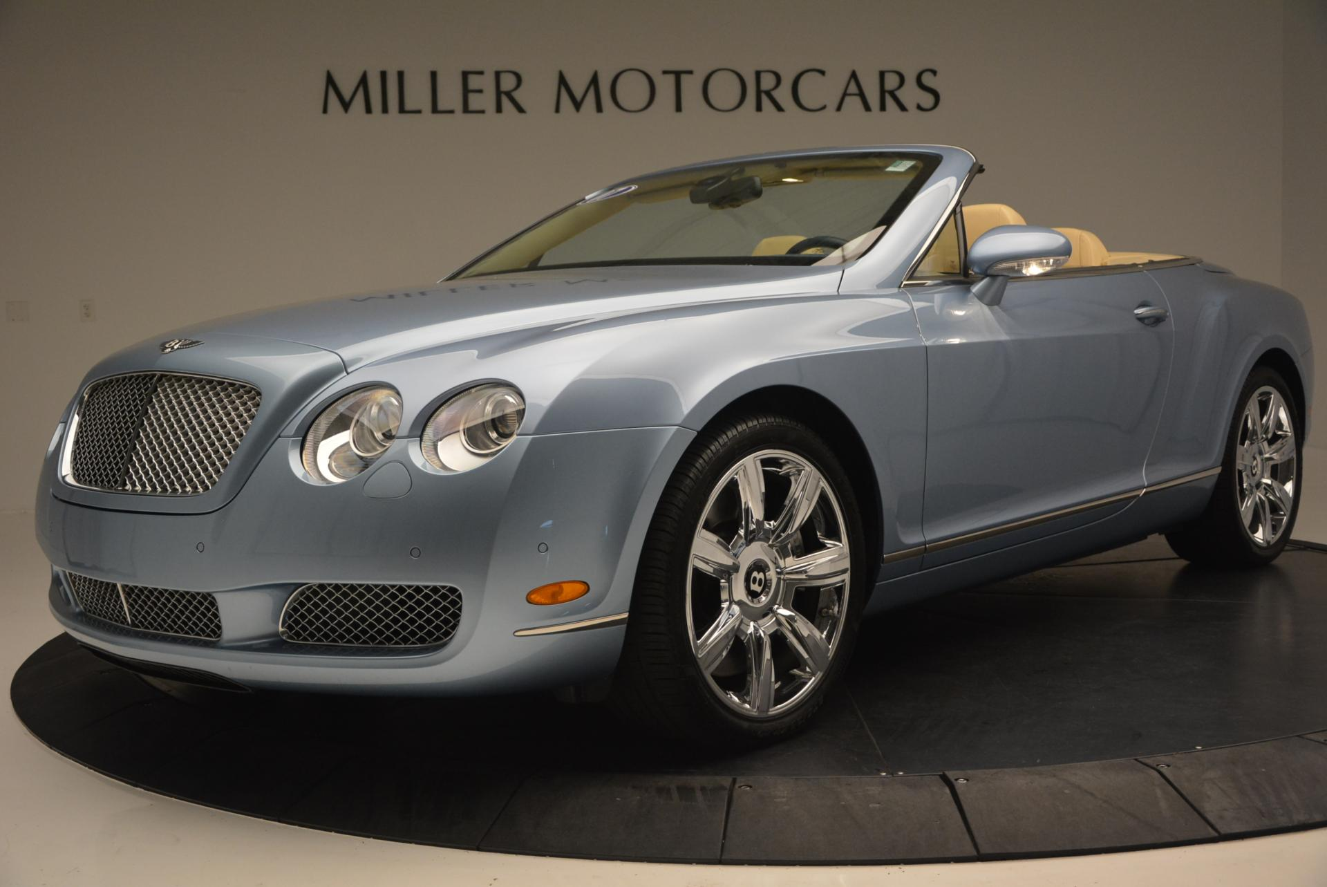 Used 2007 Bentley Continental GTC  For Sale In Greenwich, CT. Alfa Romeo of Greenwich, B1159A 495_p27