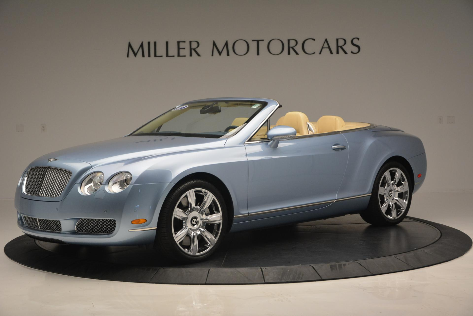 Used 2007 Bentley Continental GTC  For Sale In Greenwich, CT. Alfa Romeo of Greenwich, B1159A 495_p2