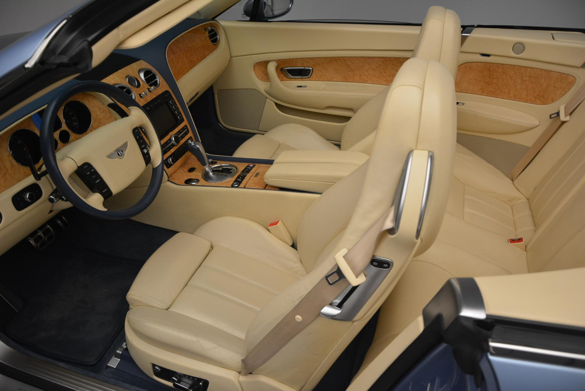 Used 2007 Bentley Continental GTC  For Sale In Greenwich, CT. Alfa Romeo of Greenwich, B1159A 495_p31