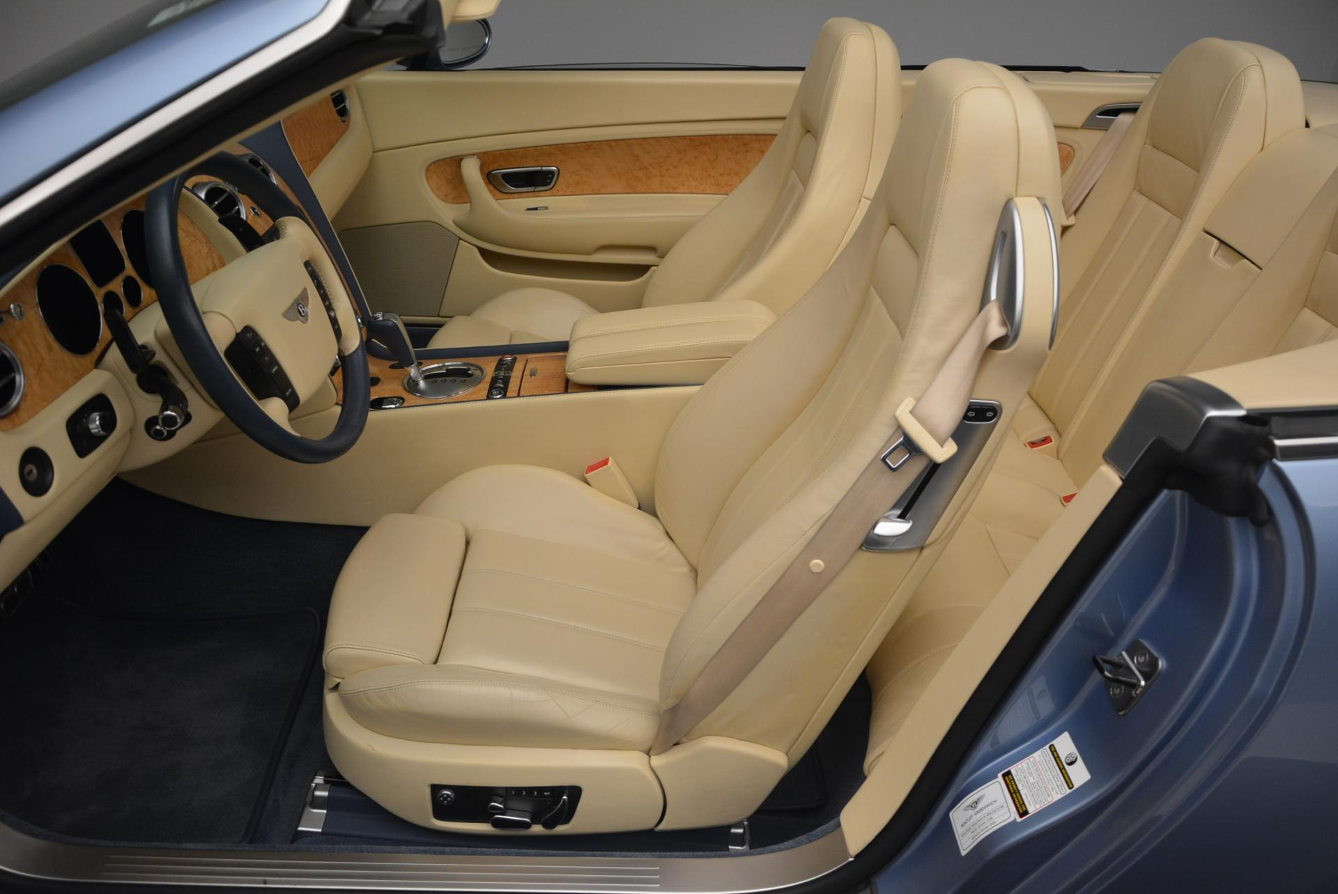 Used 2007 Bentley Continental GTC  For Sale In Greenwich, CT. Alfa Romeo of Greenwich, B1159A 495_p32