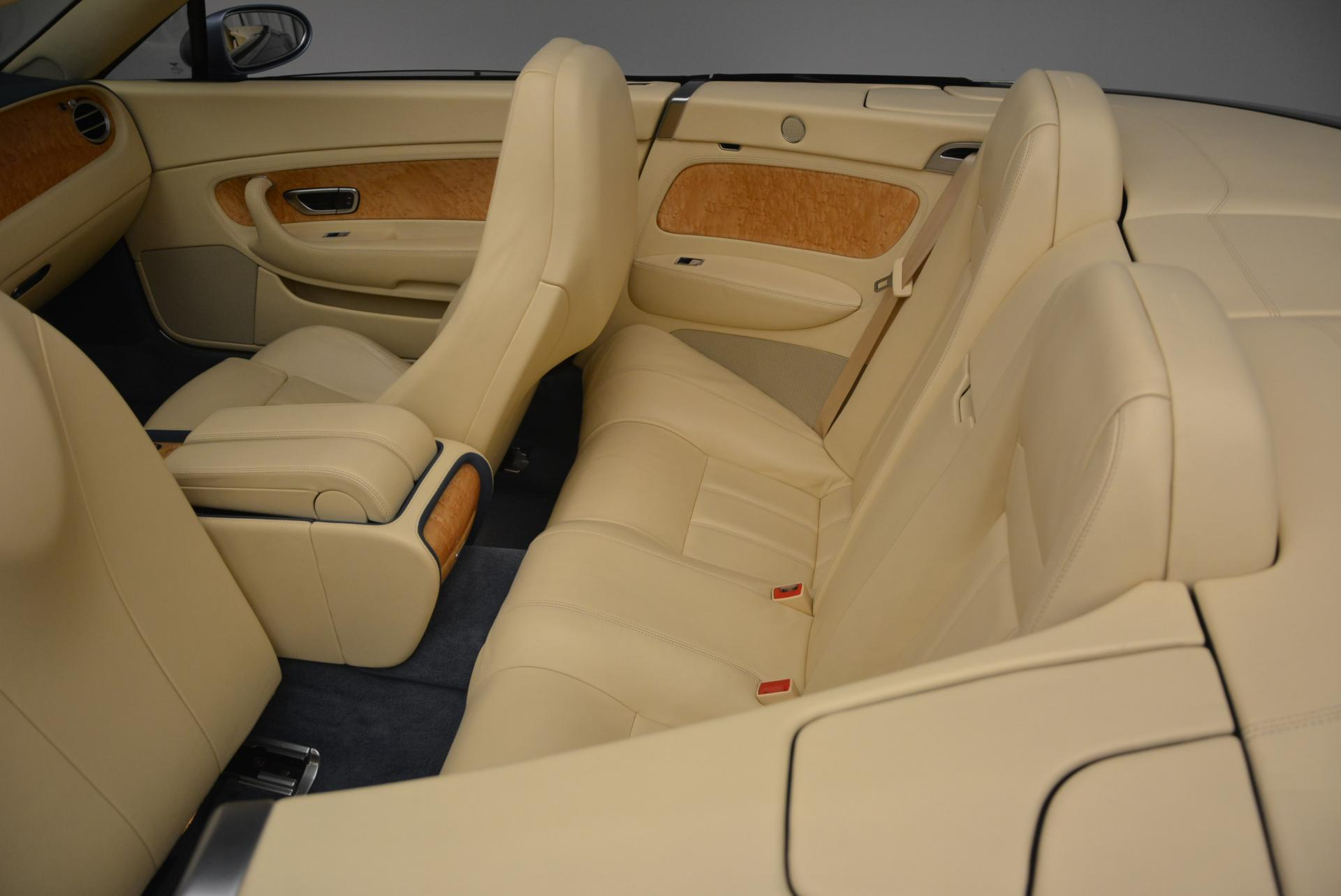 Used 2007 Bentley Continental GTC  For Sale In Greenwich, CT. Alfa Romeo of Greenwich, B1159A 495_p35