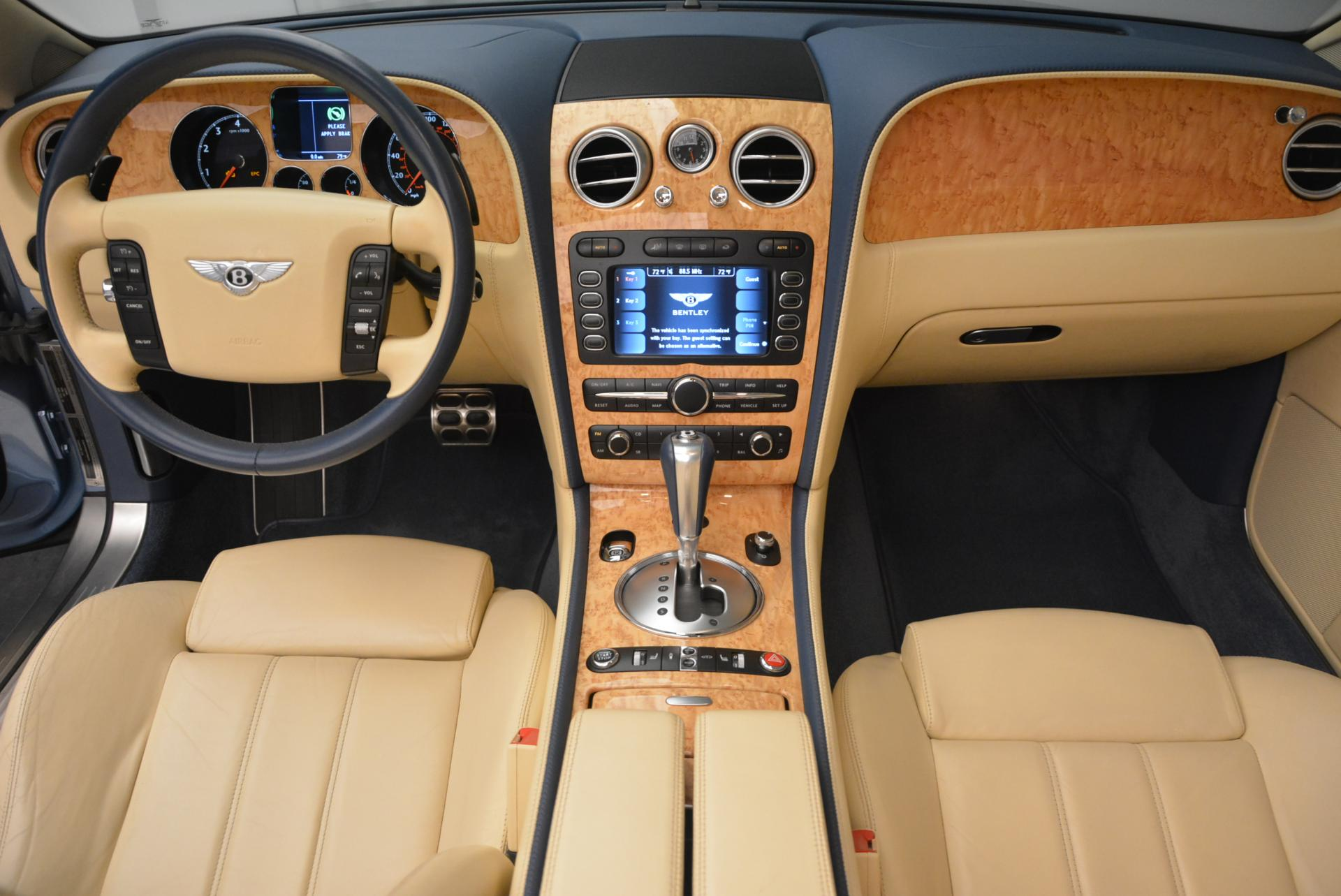 Used 2007 Bentley Continental GTC  For Sale In Greenwich, CT. Alfa Romeo of Greenwich, B1159A 495_p37
