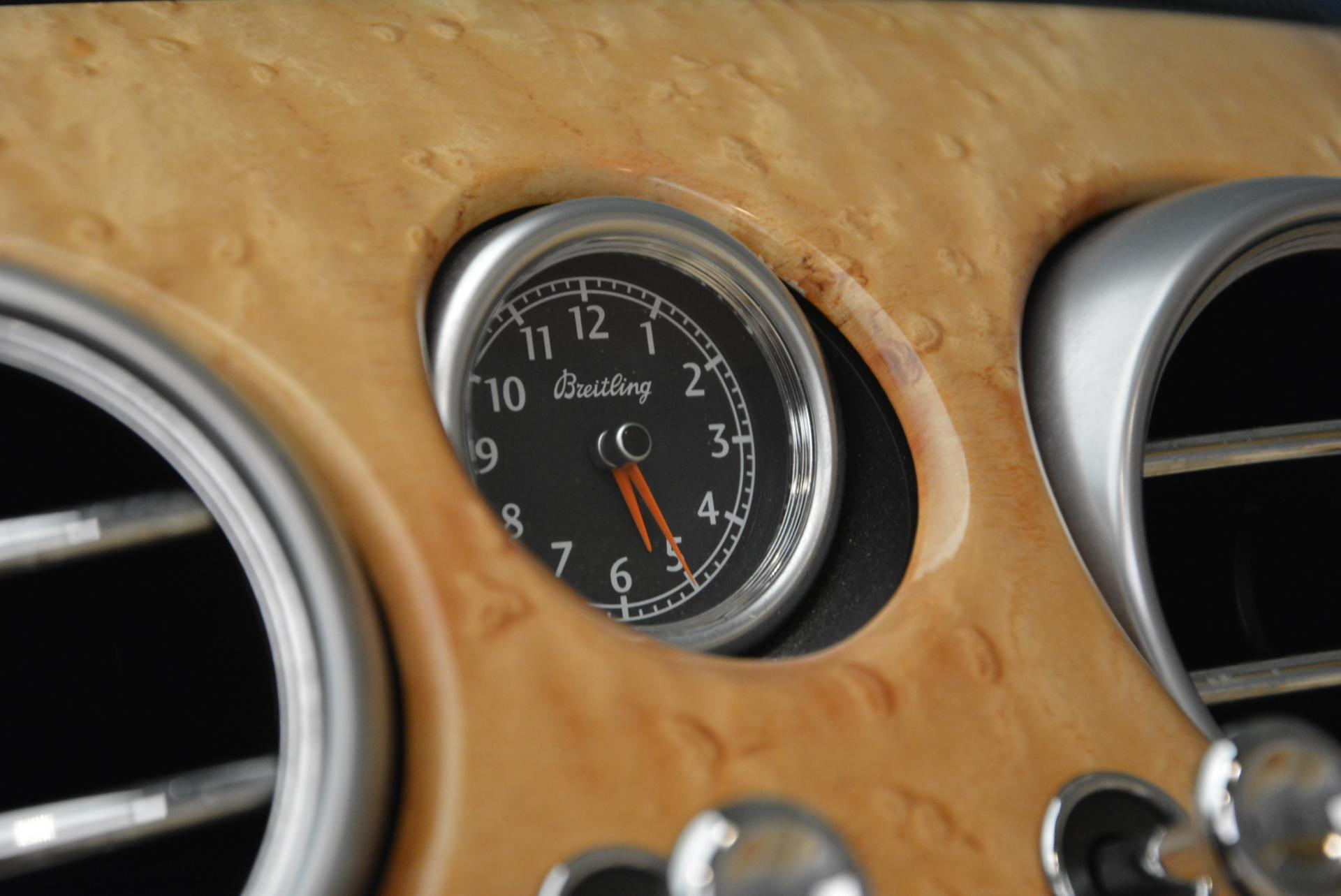 Used 2007 Bentley Continental GTC  For Sale In Greenwich, CT. Alfa Romeo of Greenwich, B1159A 495_p38