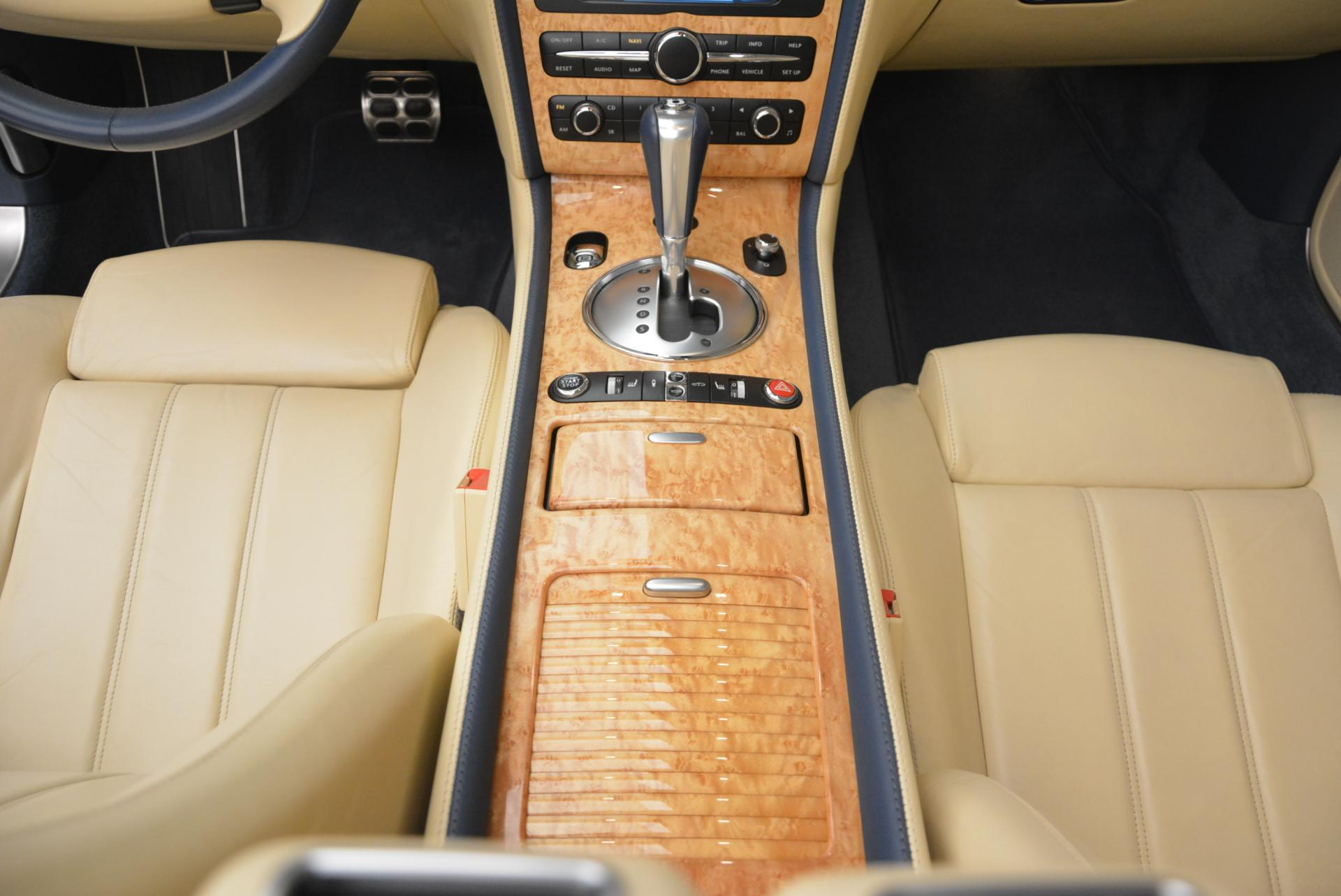 Used 2007 Bentley Continental GTC  For Sale In Greenwich, CT. Alfa Romeo of Greenwich, B1159A 495_p43