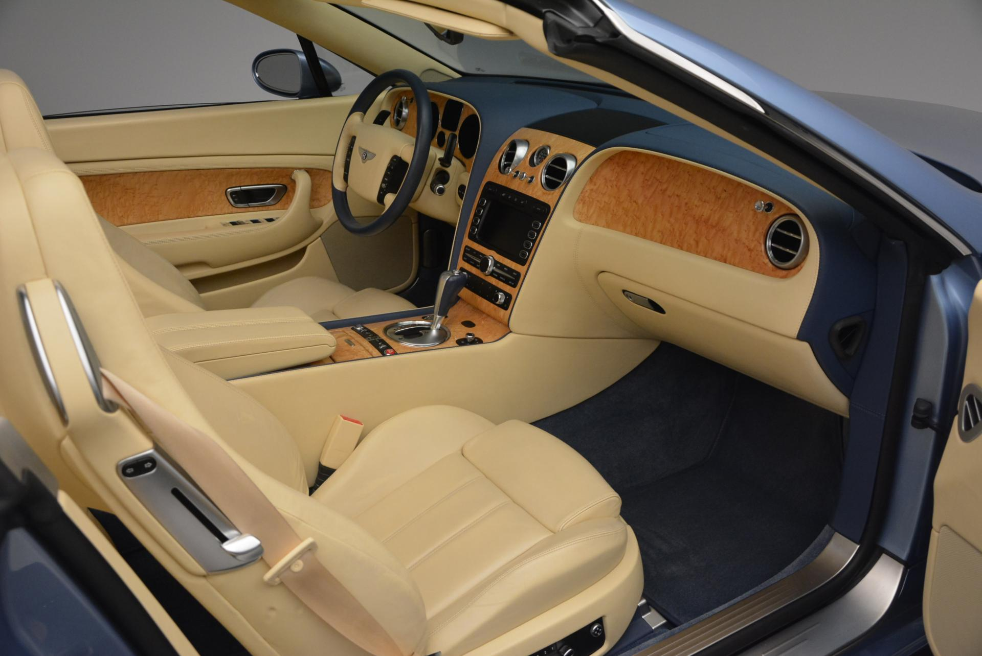 Used 2007 Bentley Continental GTC  For Sale In Greenwich, CT. Alfa Romeo of Greenwich, B1159A 495_p46